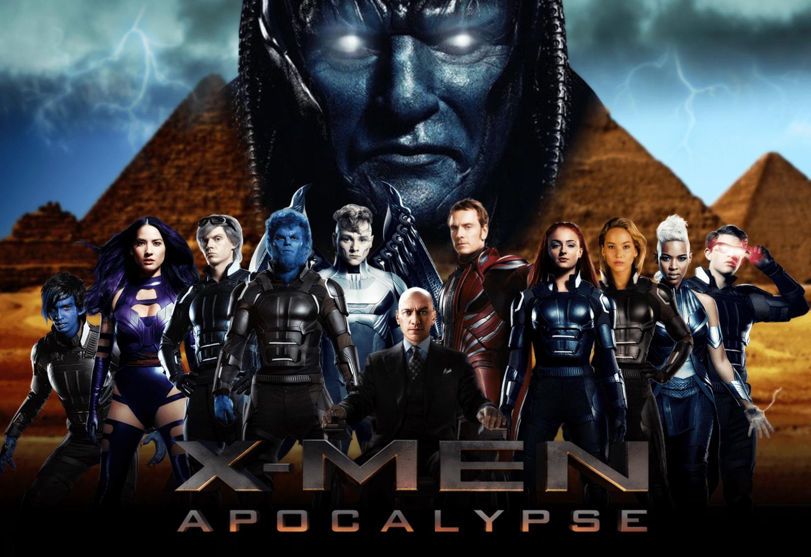 X Men Apocalypse Wallpapers Top Free X Men Apocalypse