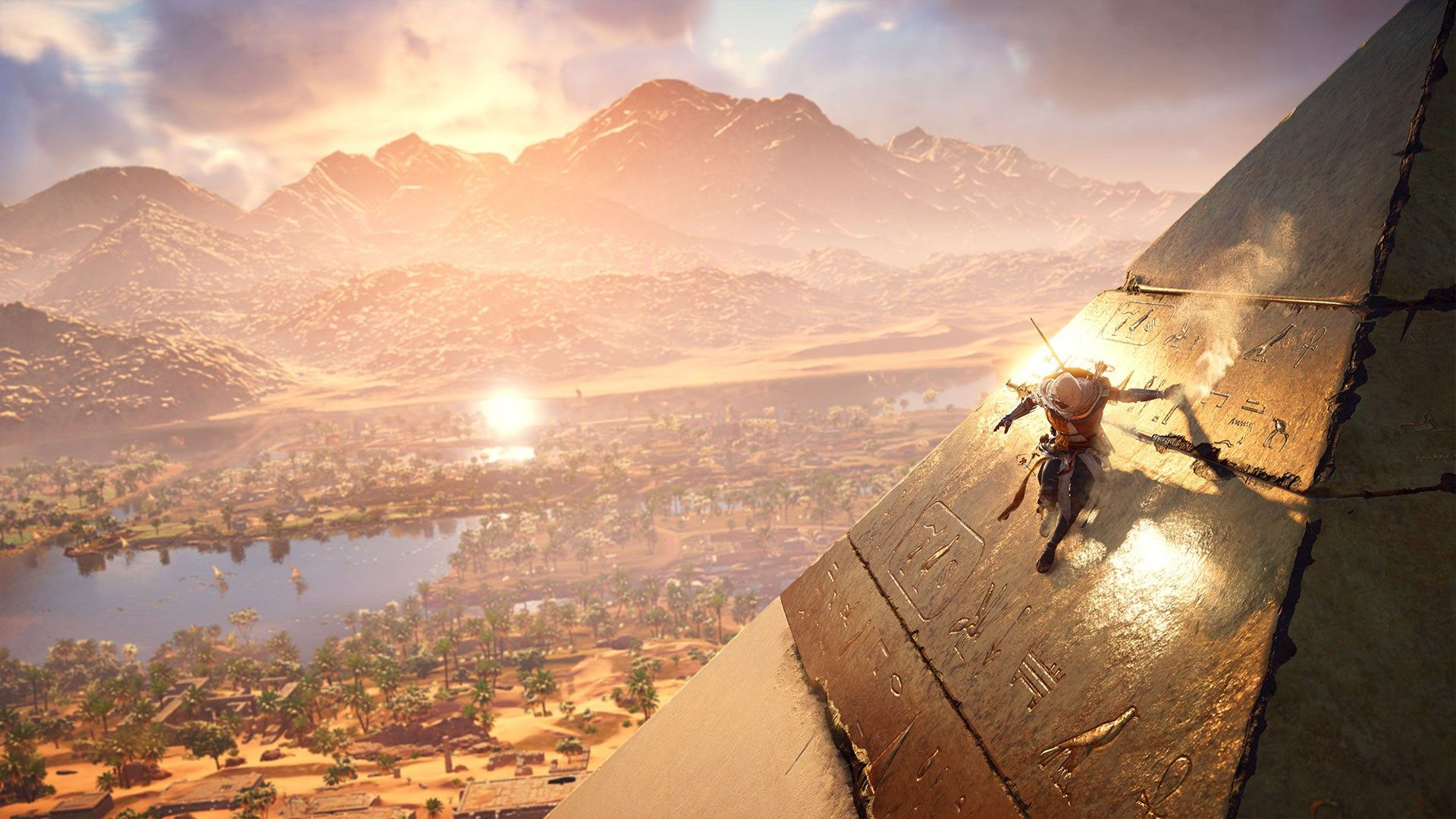 Assassin S Creed Origins Wallpapers Top Free Assassin S Creed Origins Backgrounds Wallpaperaccess