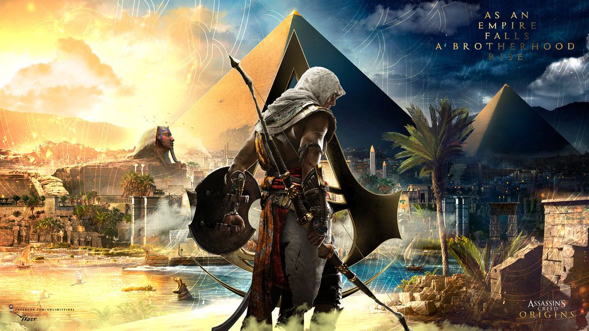 Assassins Creed Origins Wallpapers Top Free Assassins