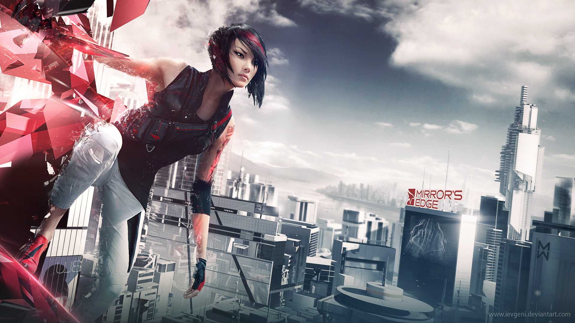 Mirror S Edge 2 Wallpapers Top Free Mirror S Edge 2 Backgrounds