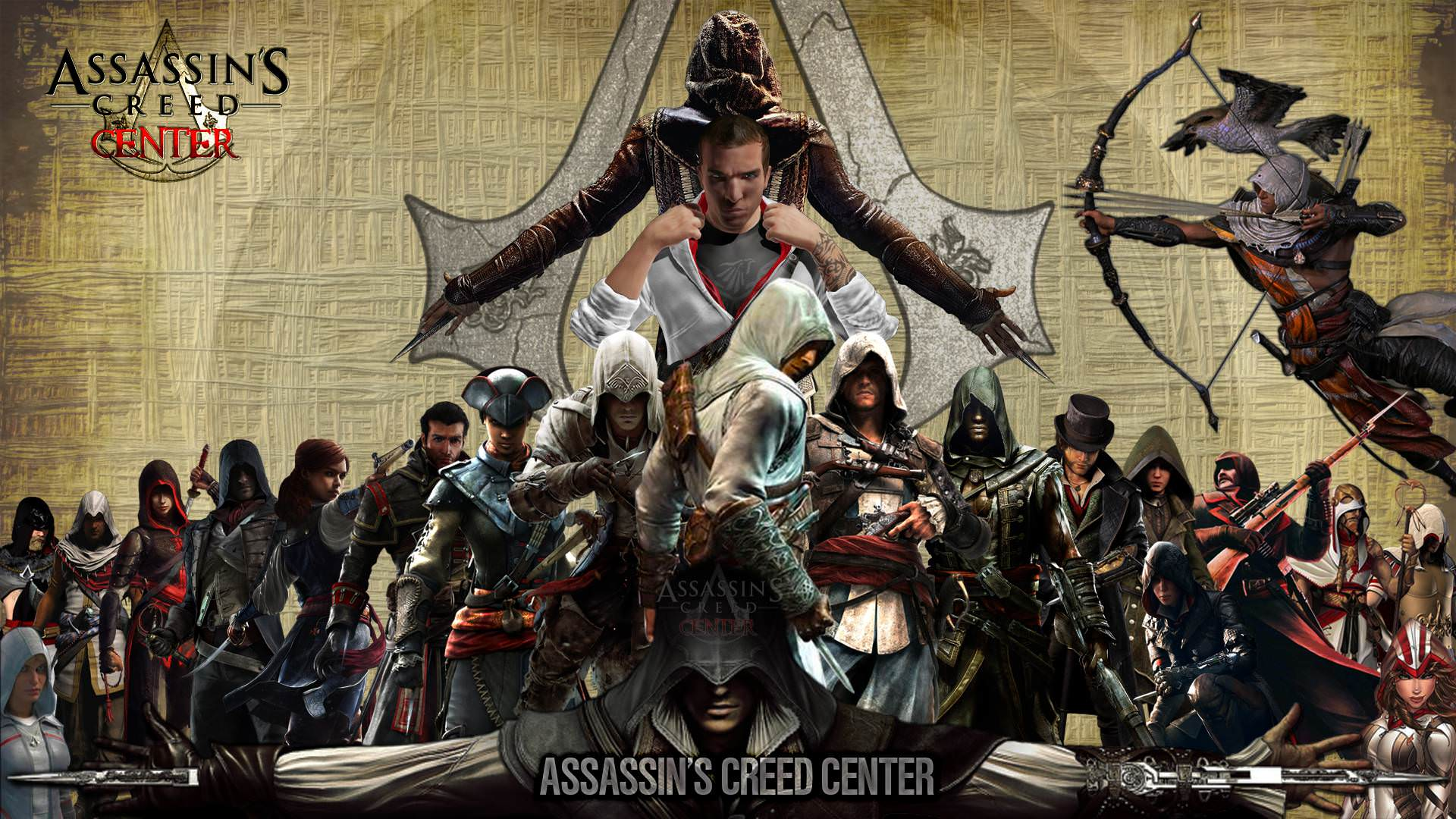 57 best free assassin's creed origins wallpapers - wallpaperaccess