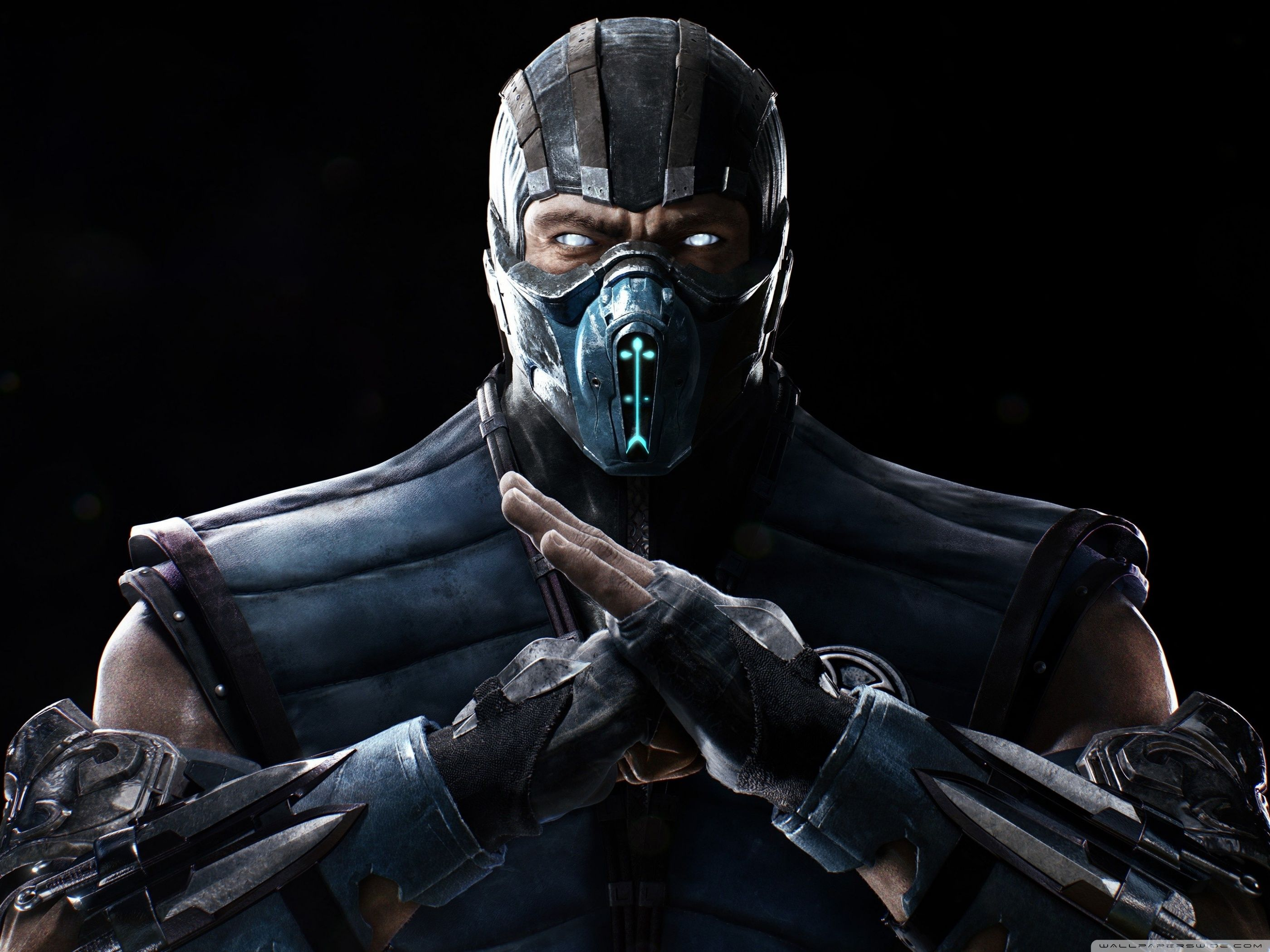 Mortal Kombat X Sub Zero Wallpapers Top Free Mortal Kombat X Sub