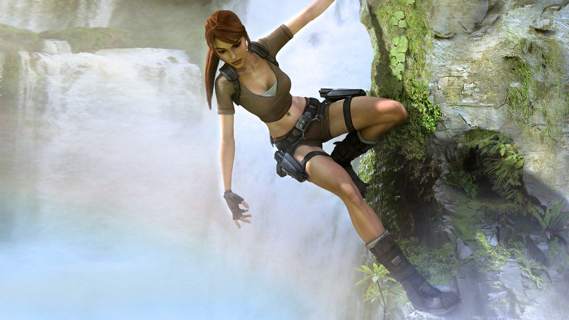 Bug tomb raider legend nue naked picture
