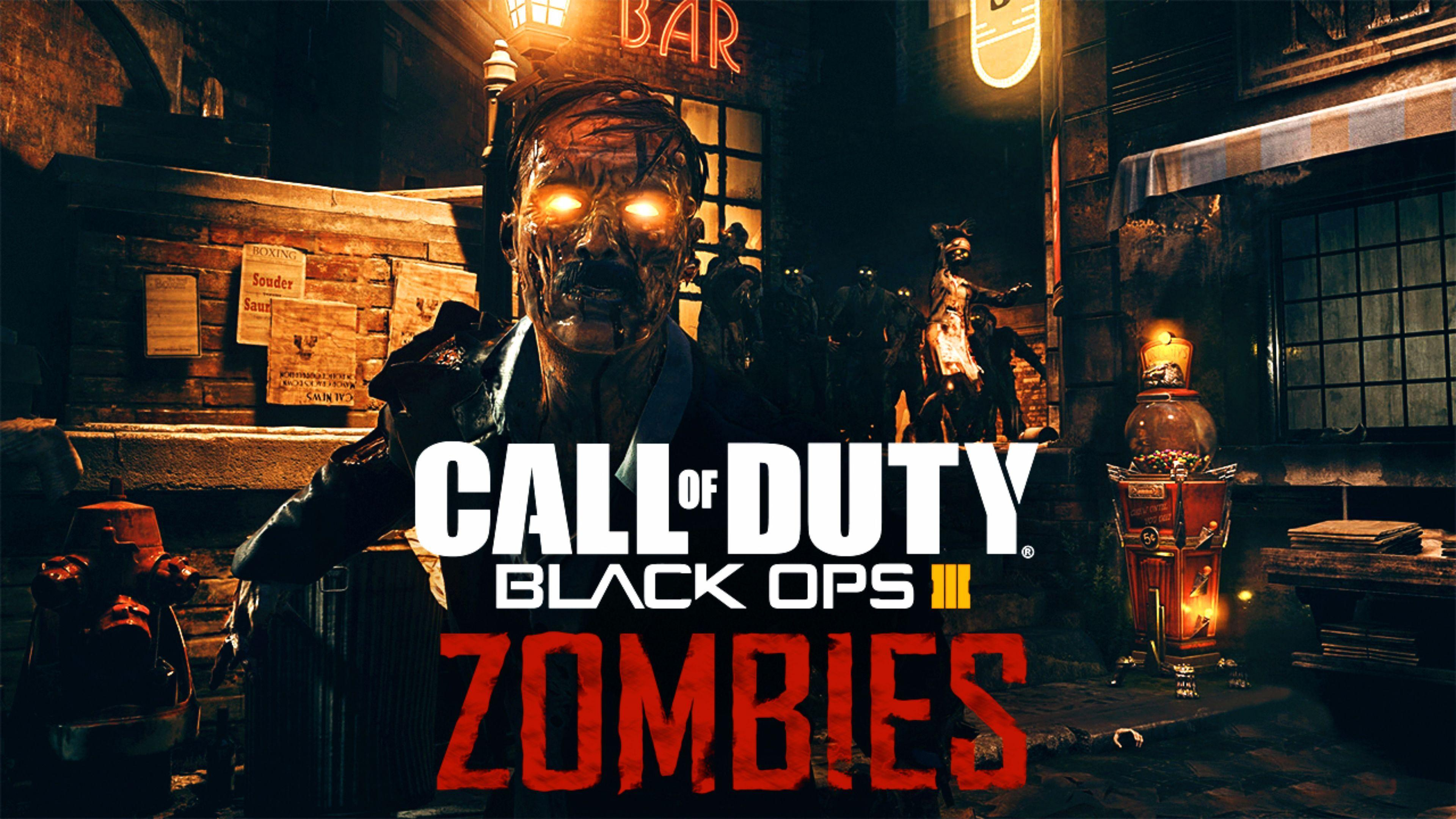 Call of Duty Black Ops 3 Zombies ...