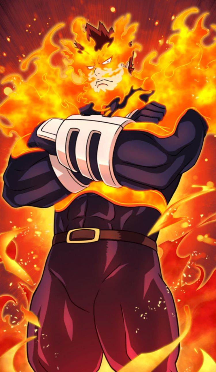 BNHA Endeavor Wallpapers - Top Free BNHA Endeavor Backgrounds ...