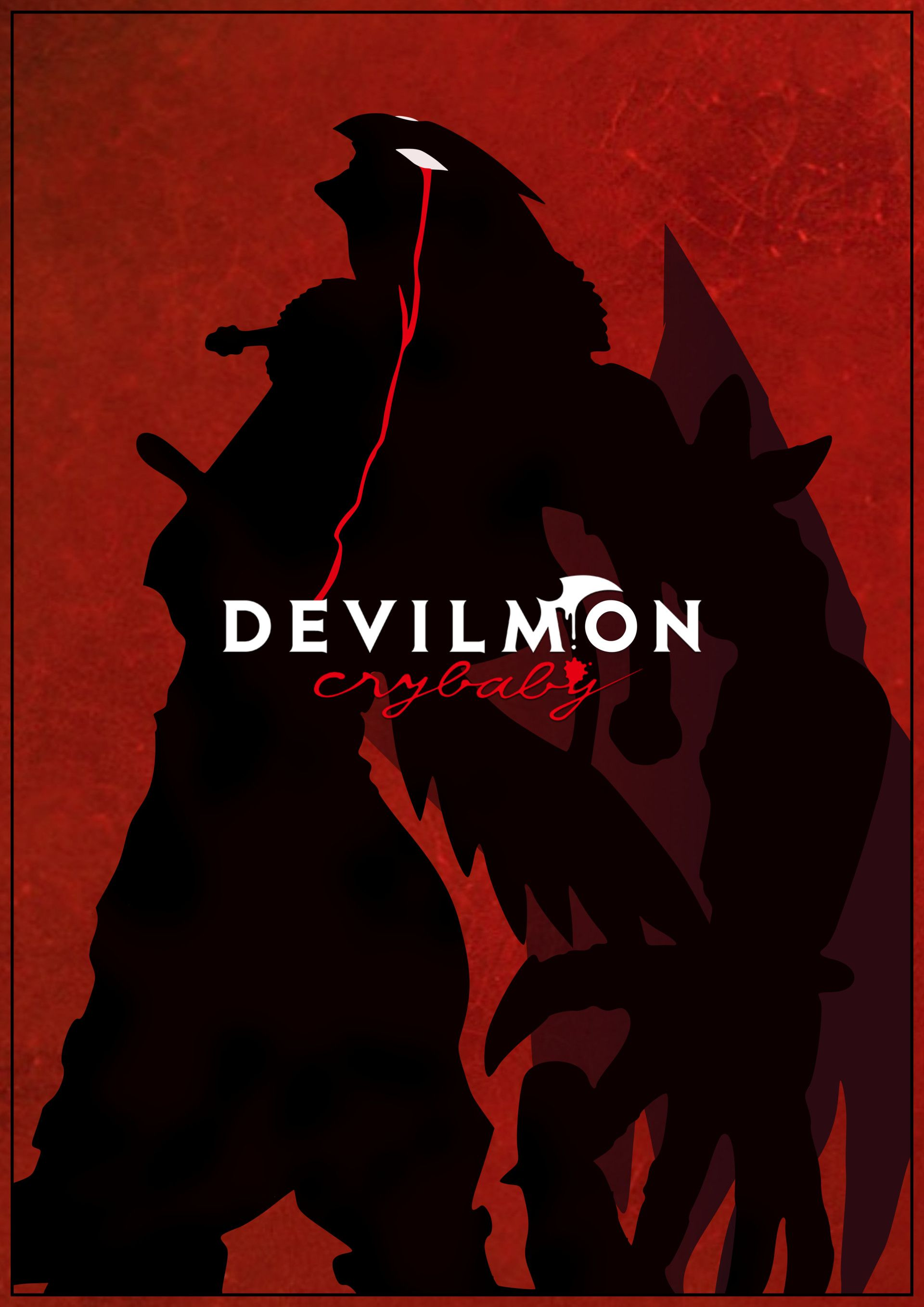 Devilman Crybaby Wallpapers Top Free Devilman Crybaby Backgrounds Wallpaperaccess