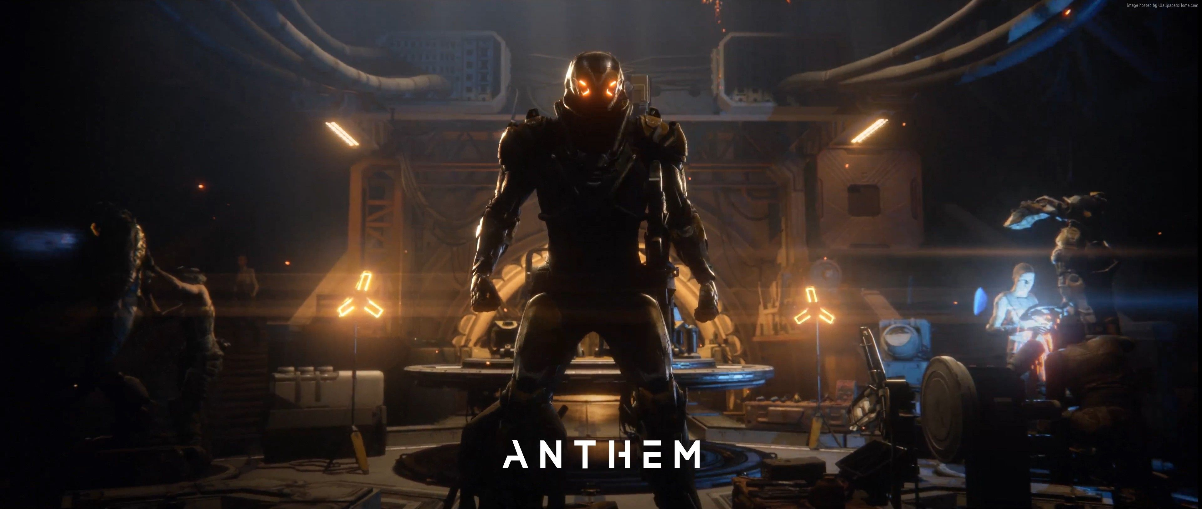 Anthem Game Wallpapers - Top Free Anthem Game Backgrounds ...