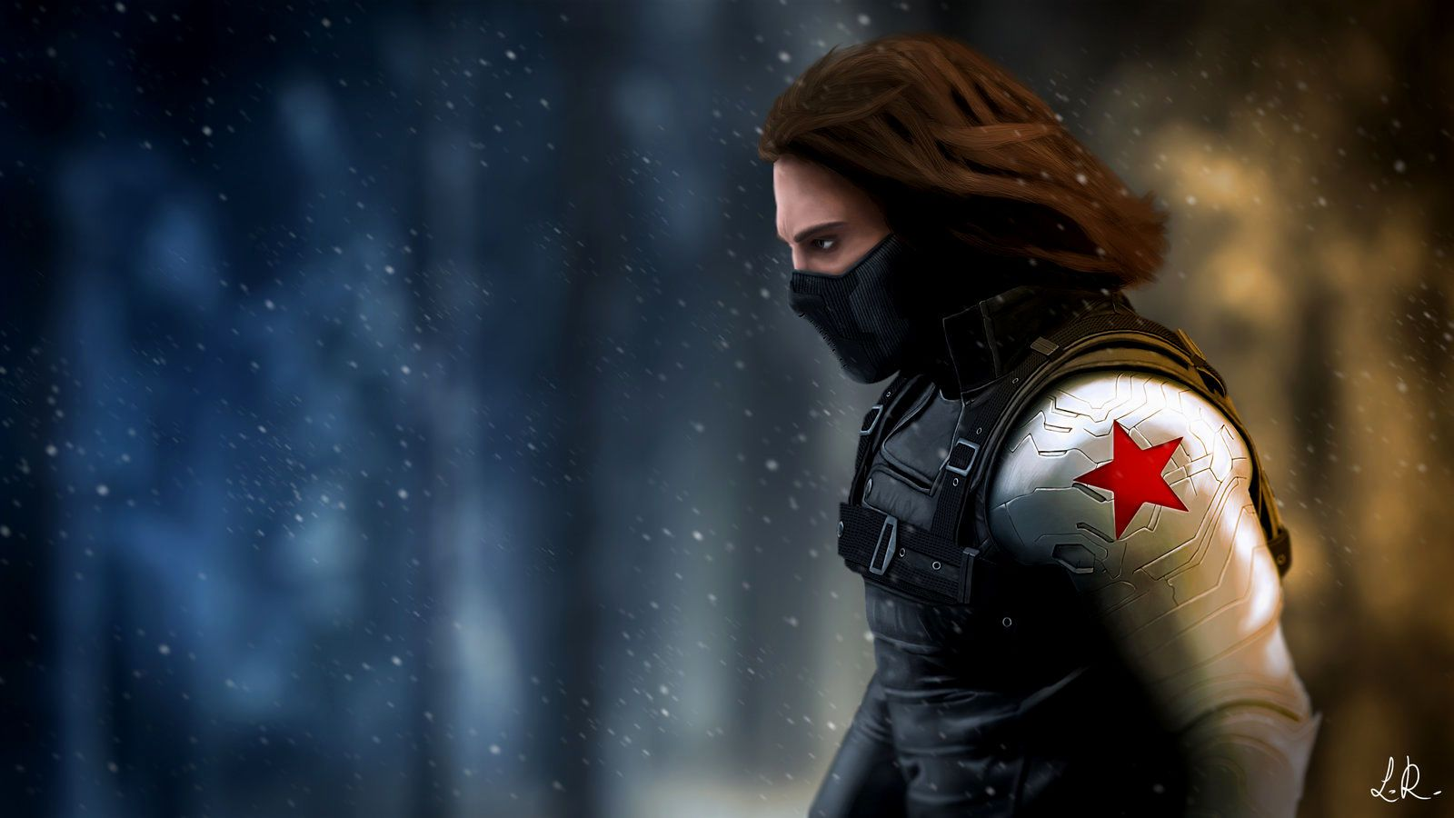 The Falcon And the Winter Soldier Wallpapers - Top Free ...