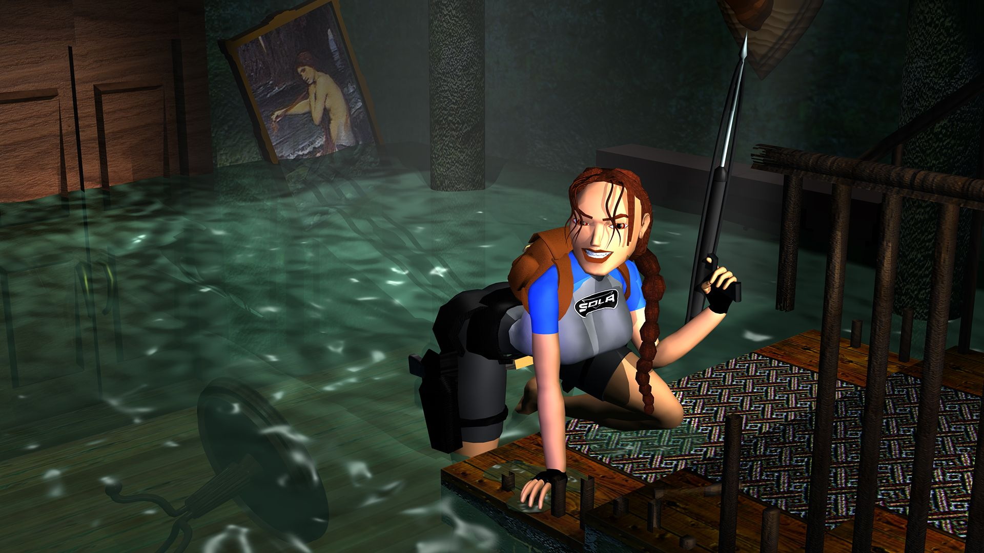Tomb Raider 2 Wallpapers Top Free Tomb Raider 2 Backgrounds