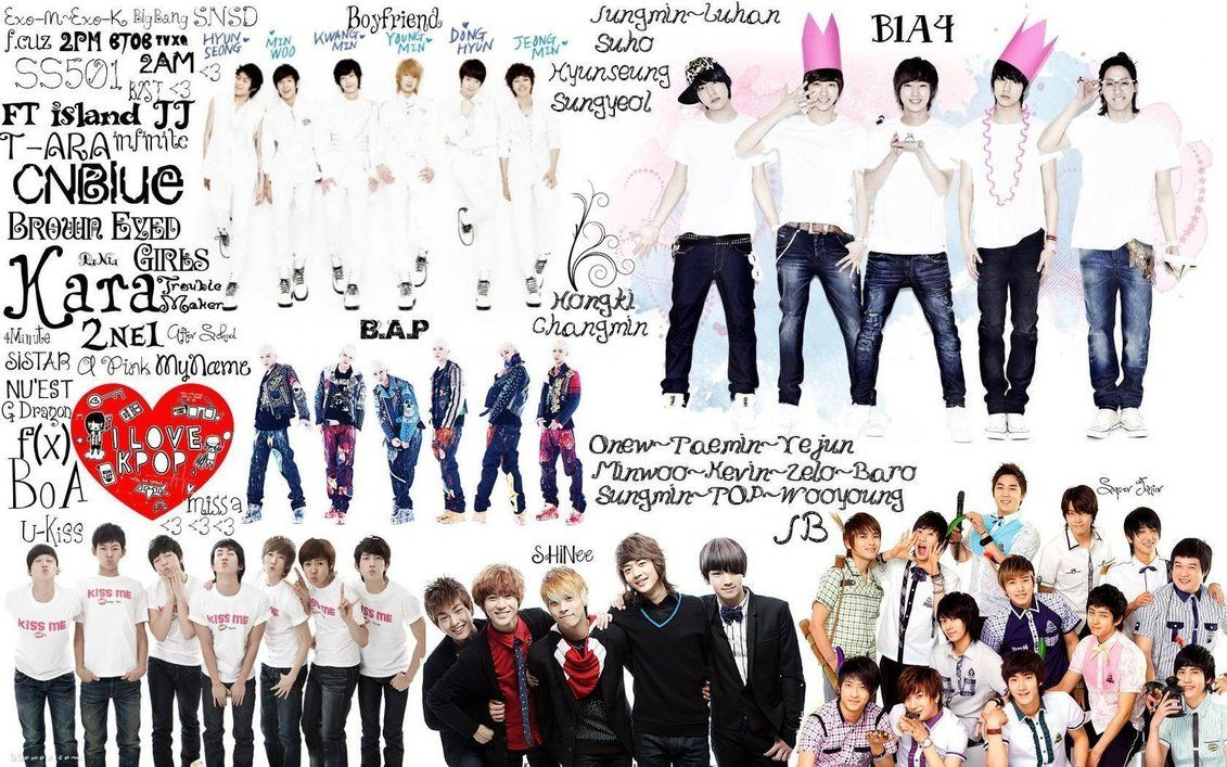 Kpop Laptop Wallpapers Top Free Kpop Laptop Backgrounds