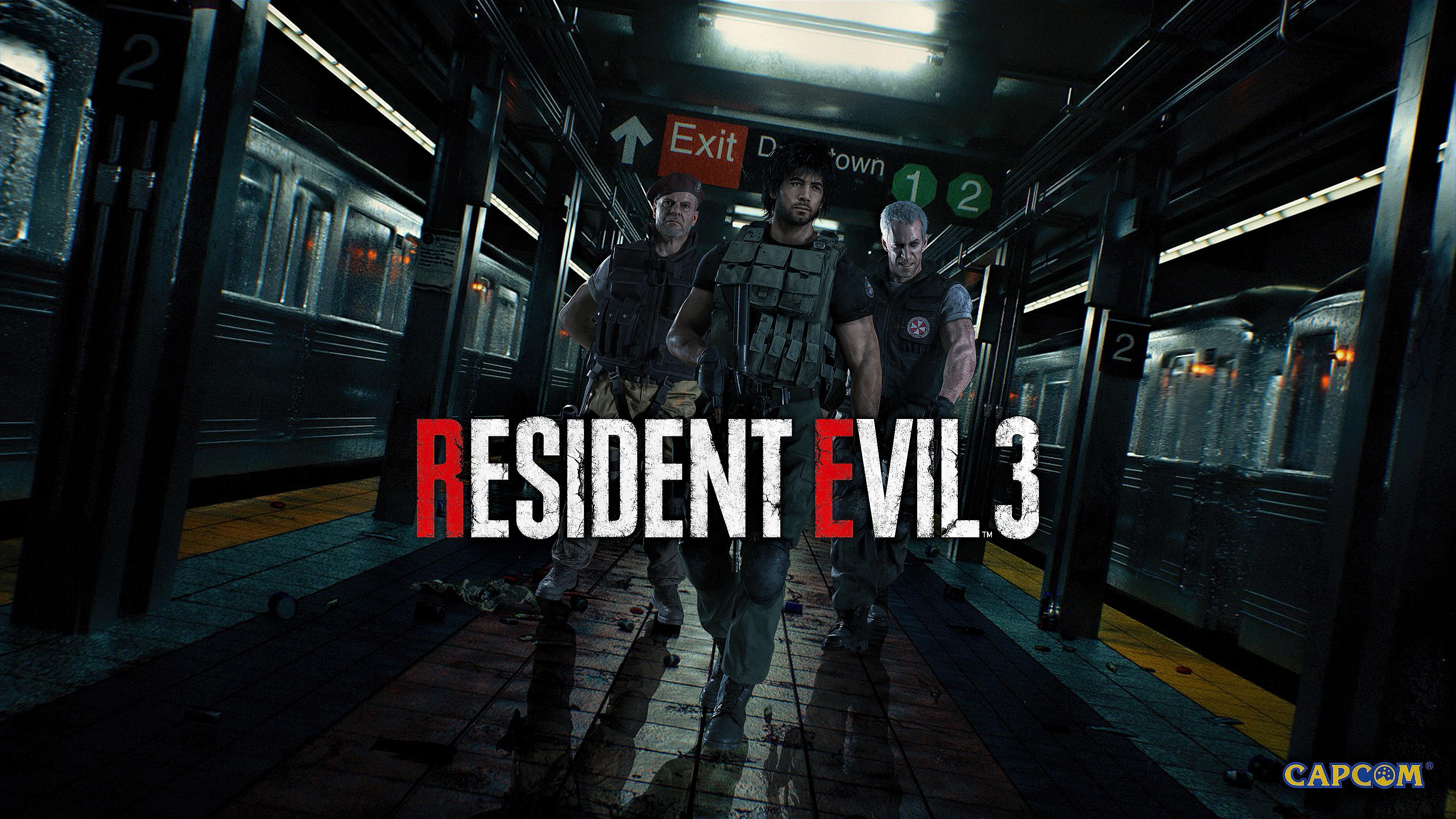 Resident Evil Nemesis Wallpapers Top Free Resident Evil Nemesis