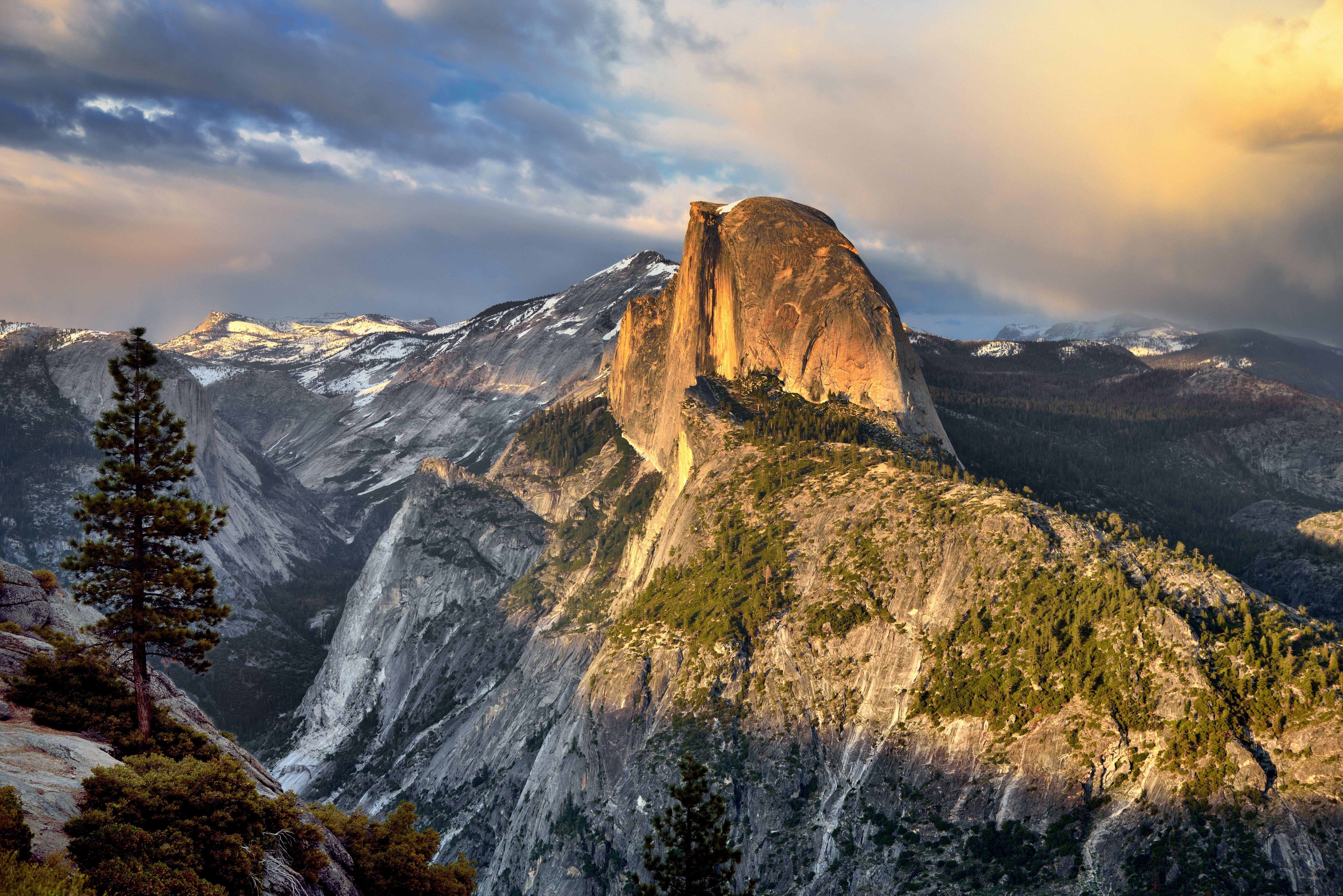 Yosemite National Park Wallpapers Top Free Yosemite National Park Backgrounds Wallpaperaccess