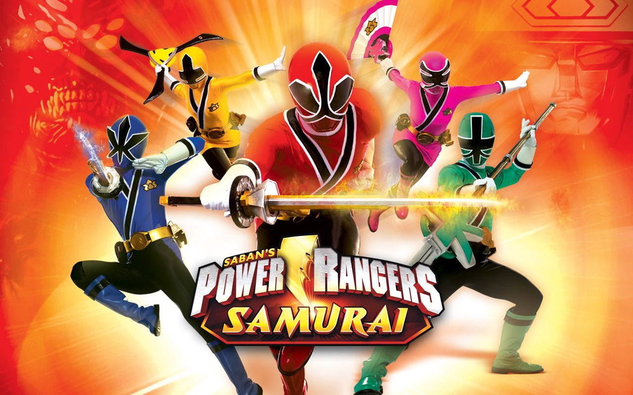 Power Rangers Samurai Wallpapers Top Free Power Rangers Samurai