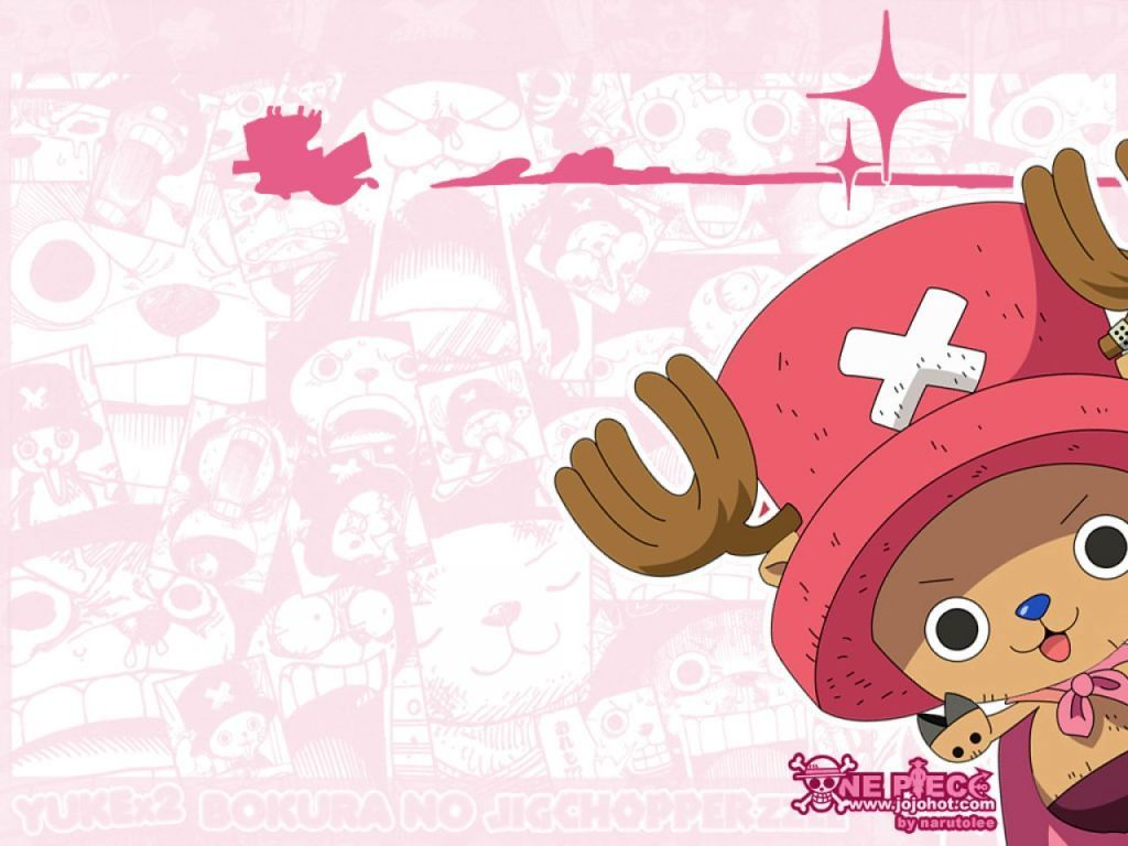 One Piece Chopper Wallpapers Top Free One Piece Chopper Backgrounds Wallpaperaccess