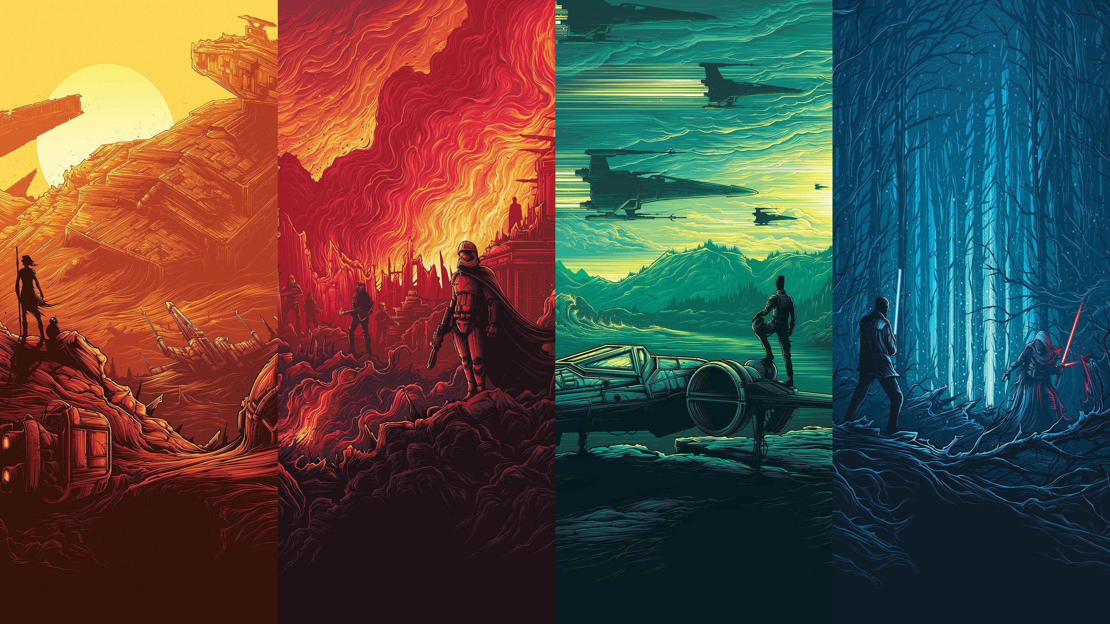 4k 16 9 Star Wars Wallpapers Top Free 4k 16 9 Star Wars Backgrounds Wallpaperaccess