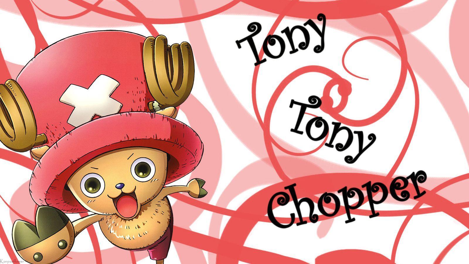Tony Chopper Wallpapers Top Free Tony Chopper Backgrounds Wallpaperaccess