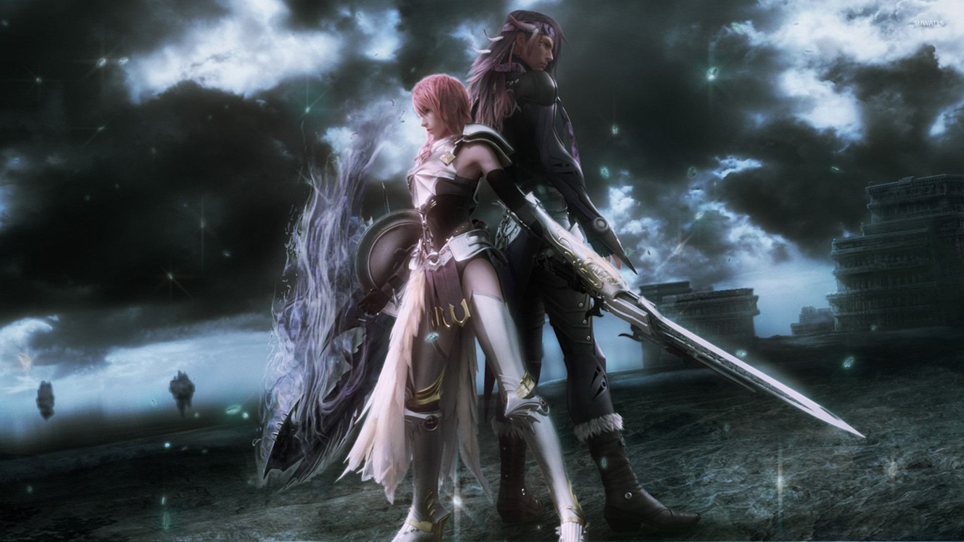 Final Fantasy Xiii Wallpapers Top Free Final Fantasy Xiii