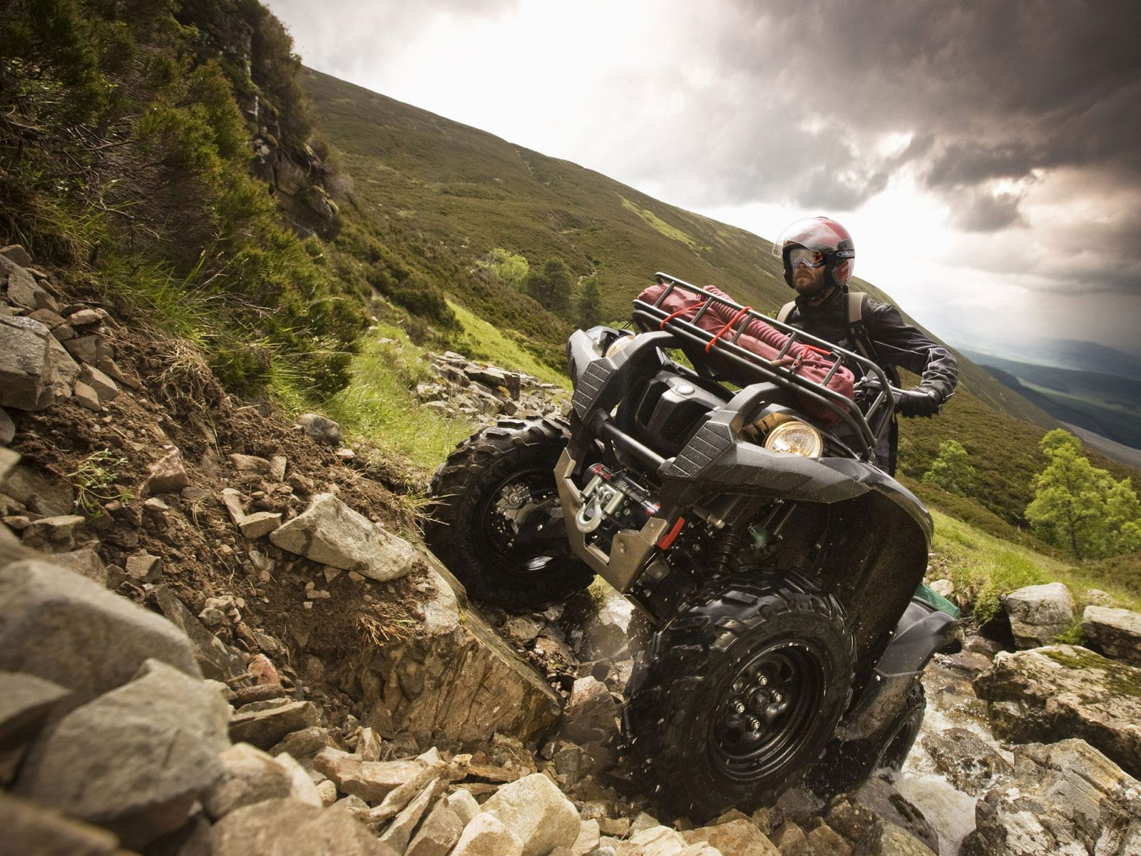 Top Free ATV Backgrounds