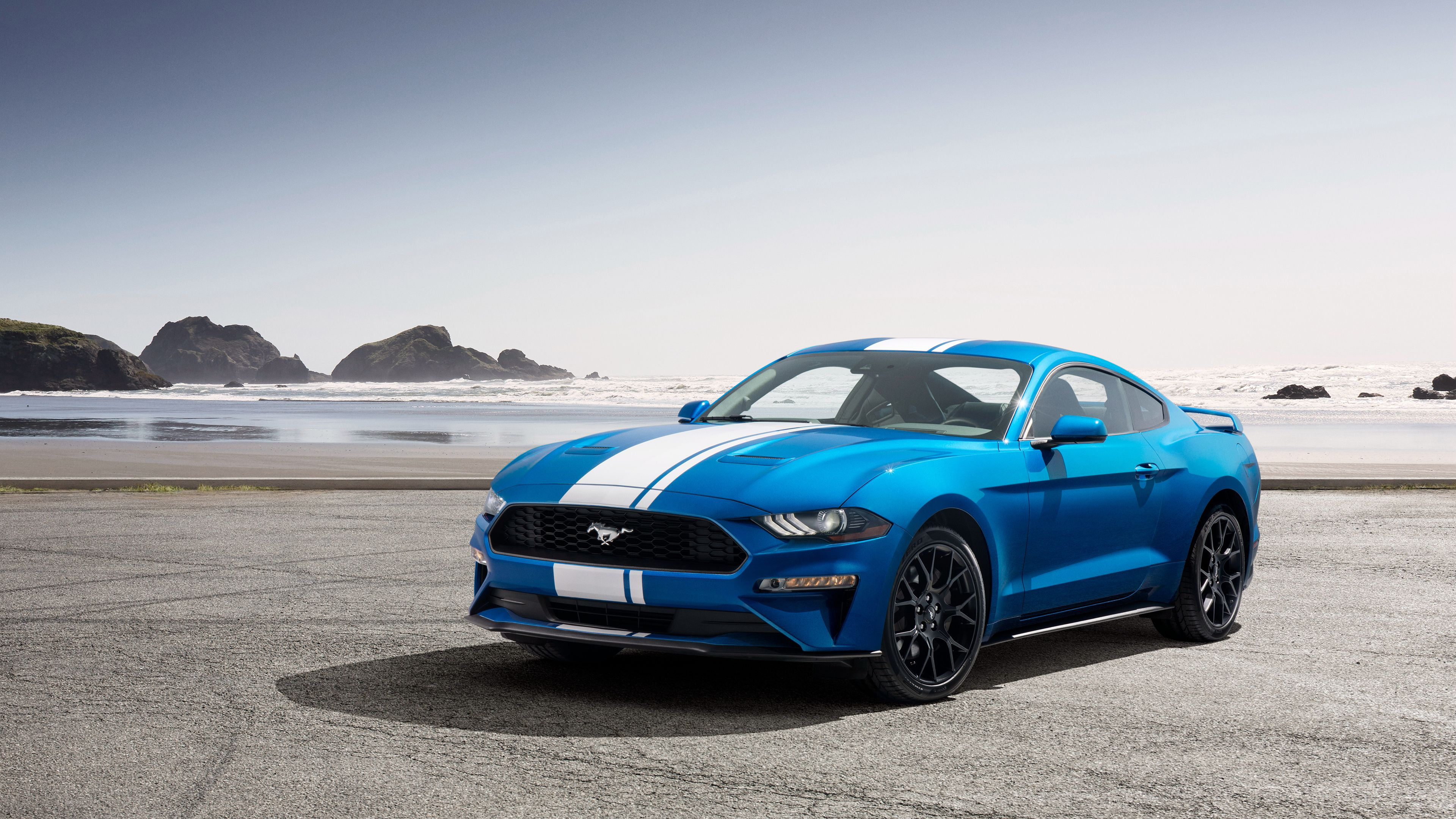 2019 Mustang Wallpapers Top Free 2019 Mustang Backgrounds Wallpaperaccess