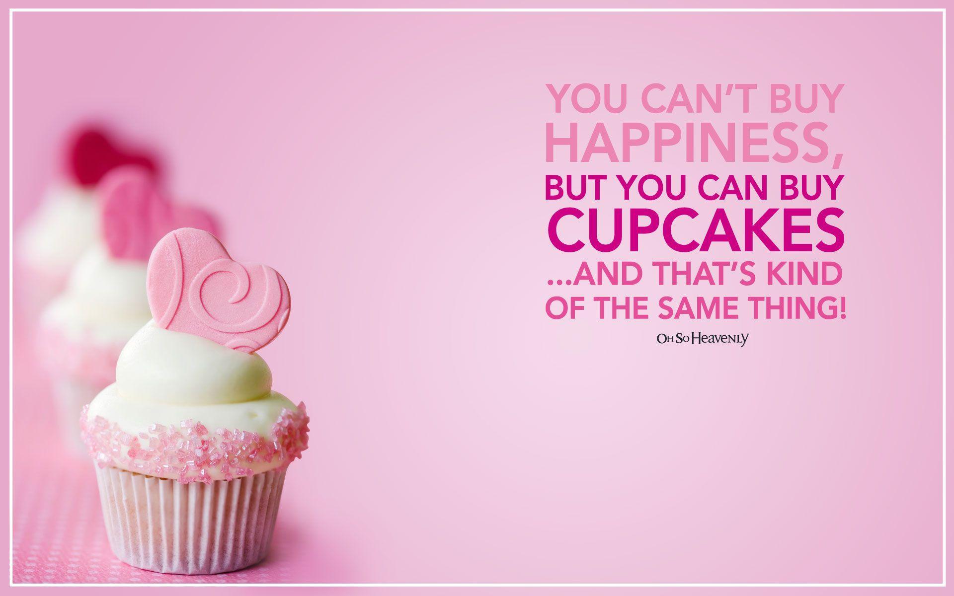1920x1200 Pretty Pink Cupcakes Wallpaper Widescreen Wallpaper | WallpaperLepi