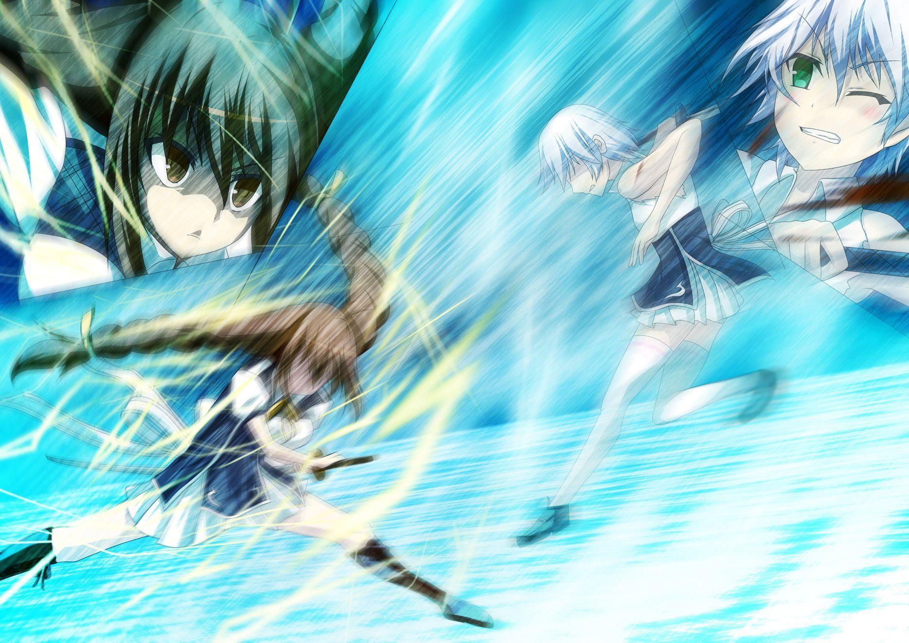 Anime Wallpaper HD: Todo Tohka Rakudai Kishi No Cavalry