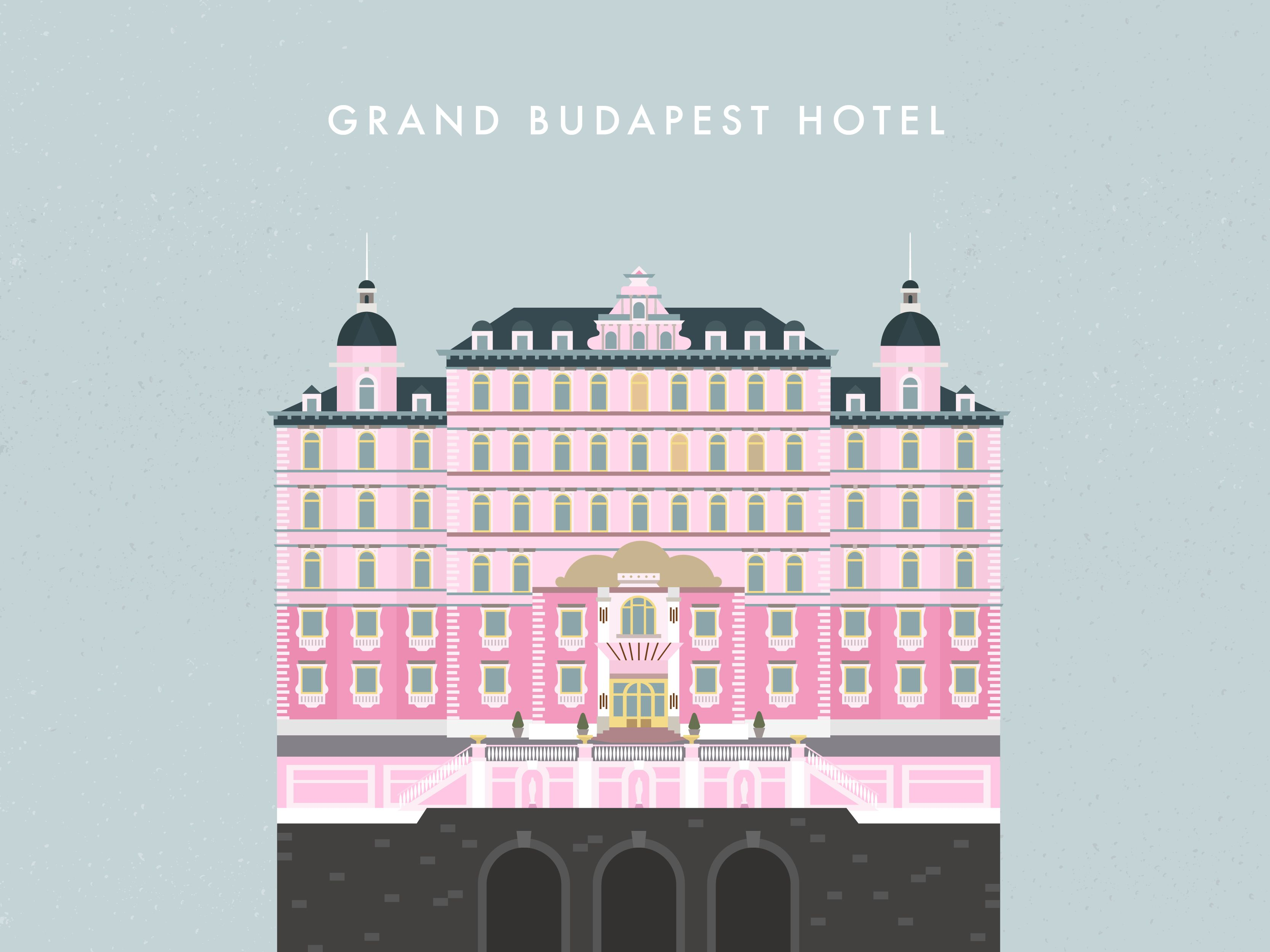 The Grand Budapest Hotel Wallpapers Top Free The Grand Budapest Hotel Backgrounds Wallpaperaccess