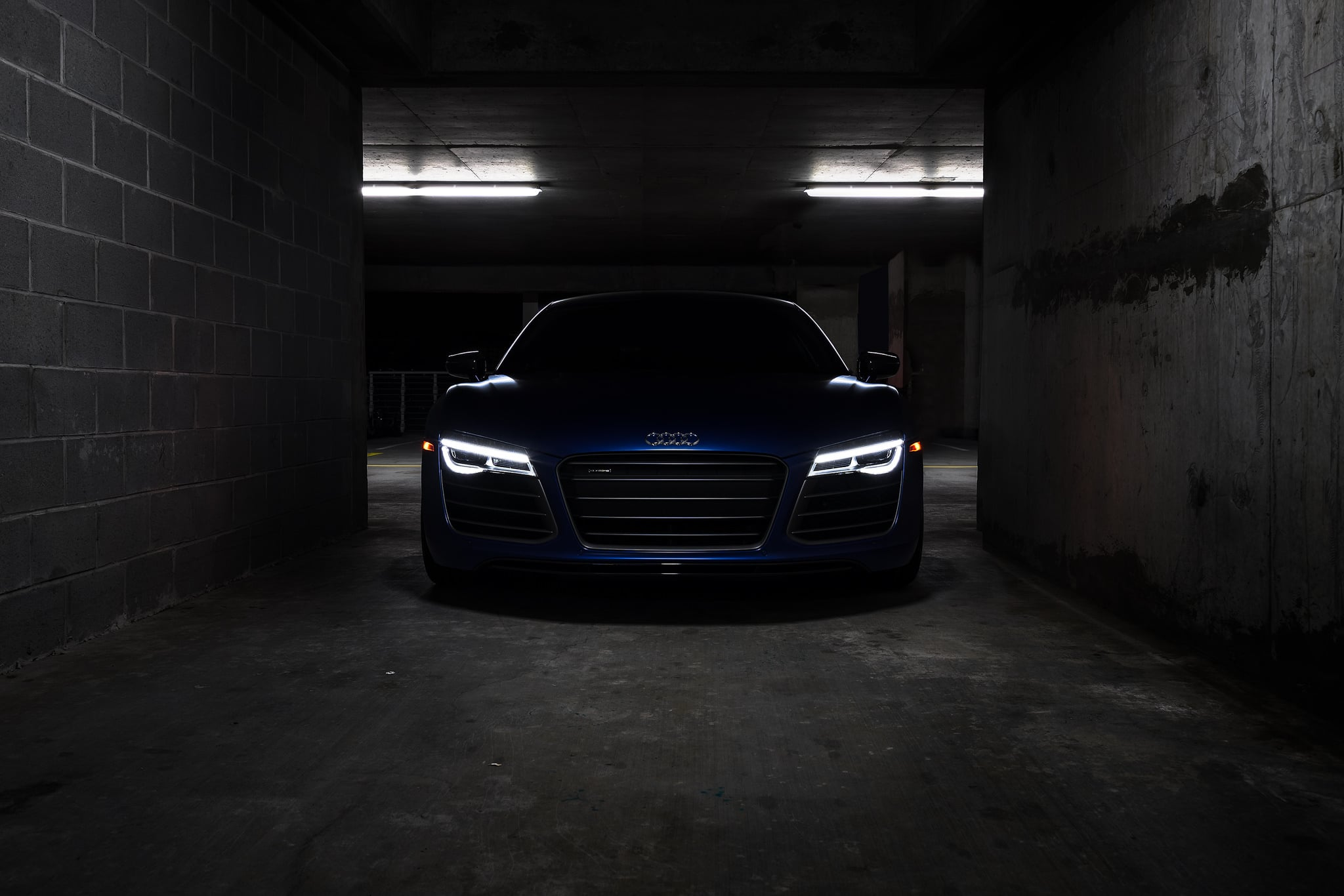 Black Audi R8 Wallpapers - Top Free Black Audi R8 Backgrounds