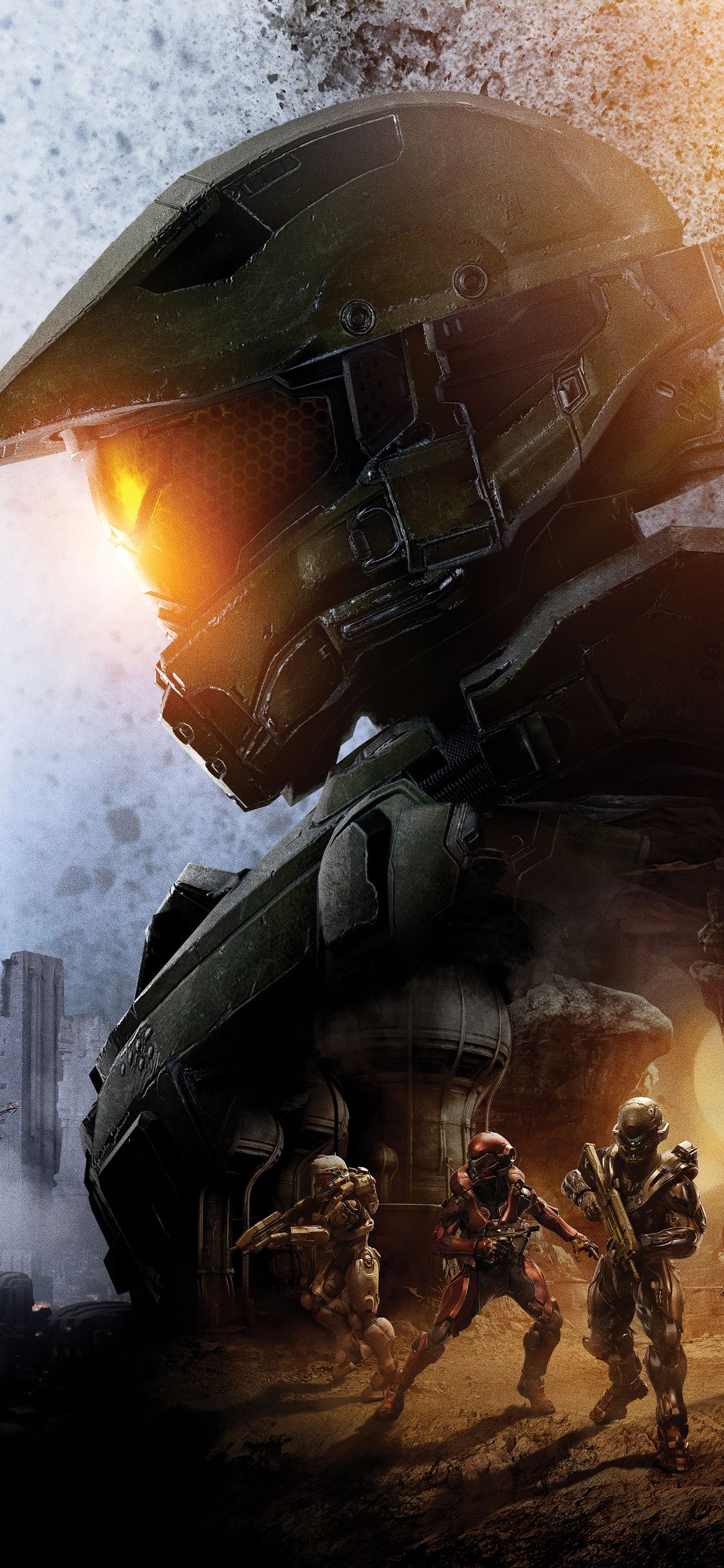 Halo Iphone Wallpapers Top Free Halo Iphone Backgrounds