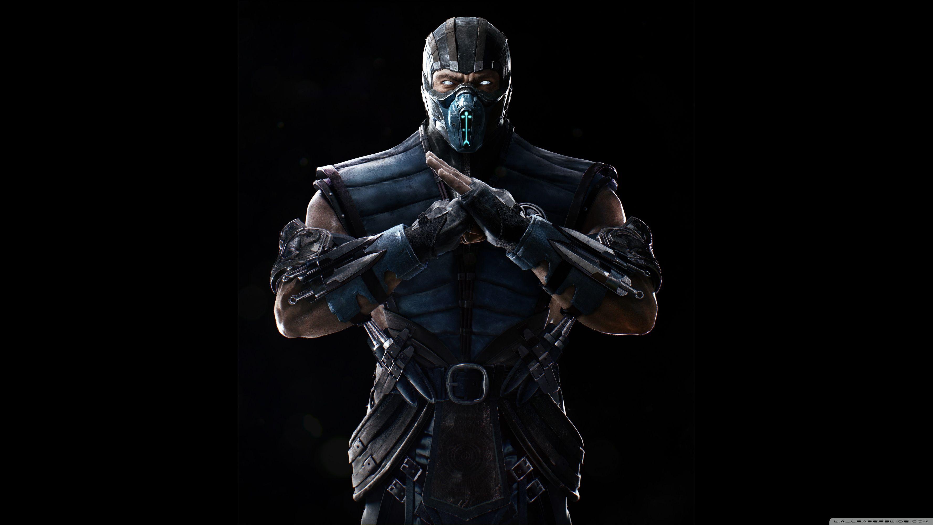Mortal Kombat 9 Sub-Zero Wallpapers - Top Free Mortal Kombat