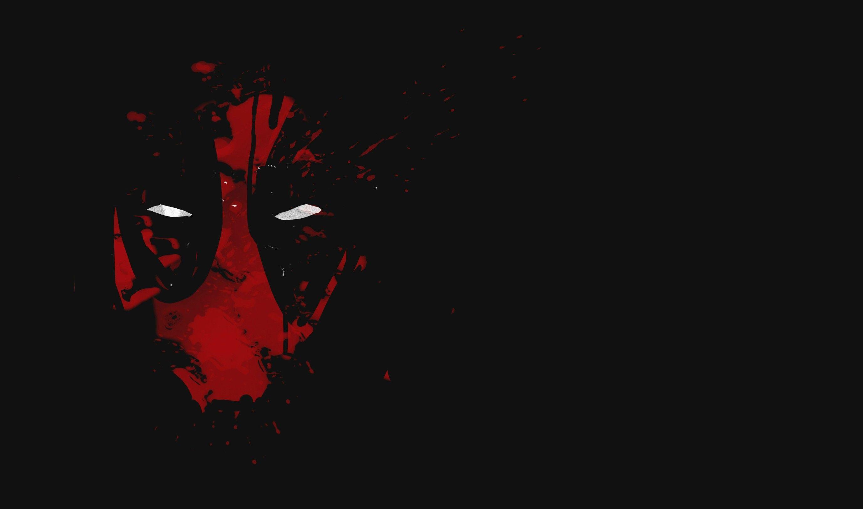 Black Deadpool Wallpapers Top Free Black Deadpool Backgrounds Wallpaperaccess