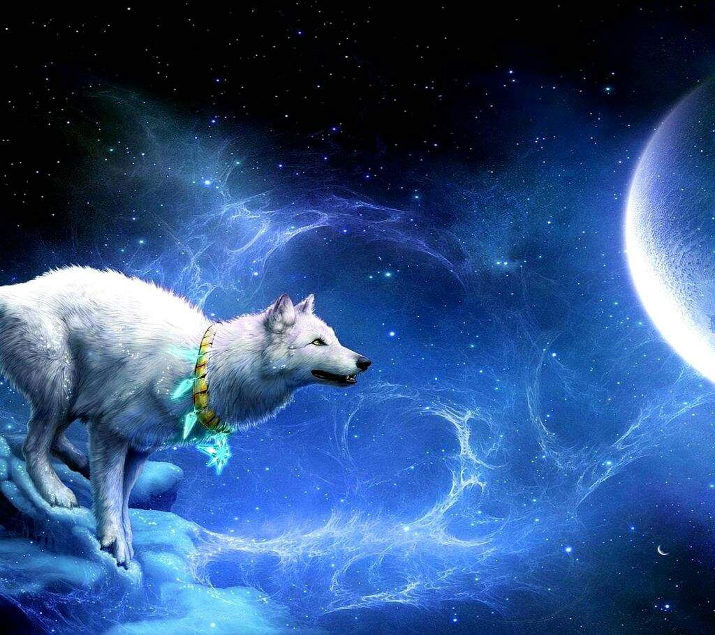 Spirit Wolf Wallpapers Top Free Spirit Wolf Backgrounds