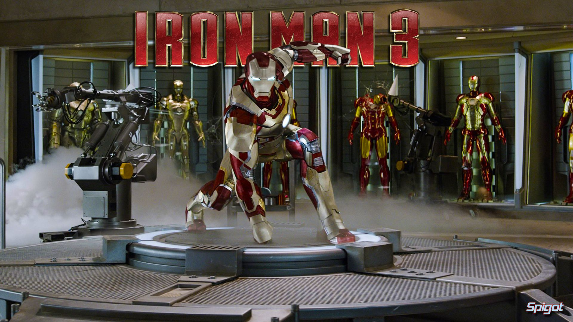 44 best free iron man 3 wallpapers wallpaperaccess