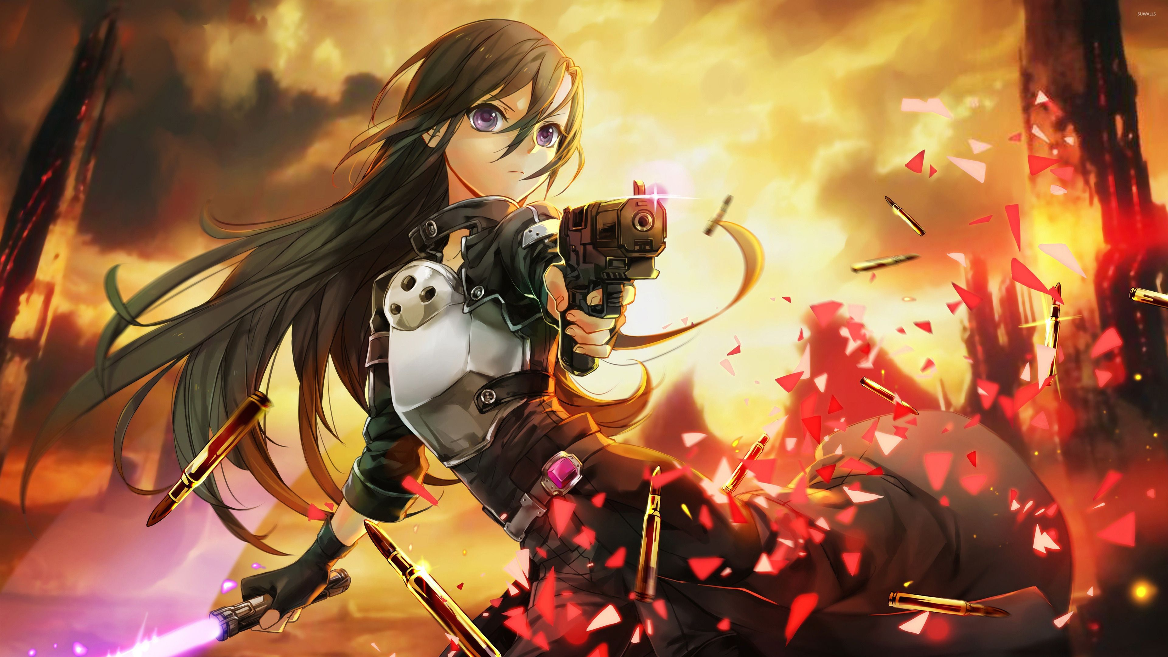 Sao Ggo Other Anime Background Wallpapers On Desktop