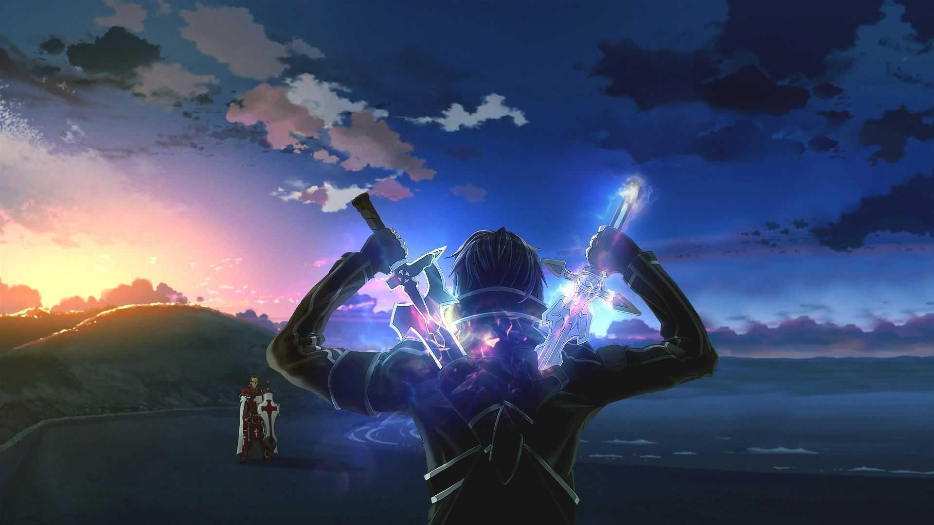 Sword Art Online Wallpapers Top Free Sword Art Online