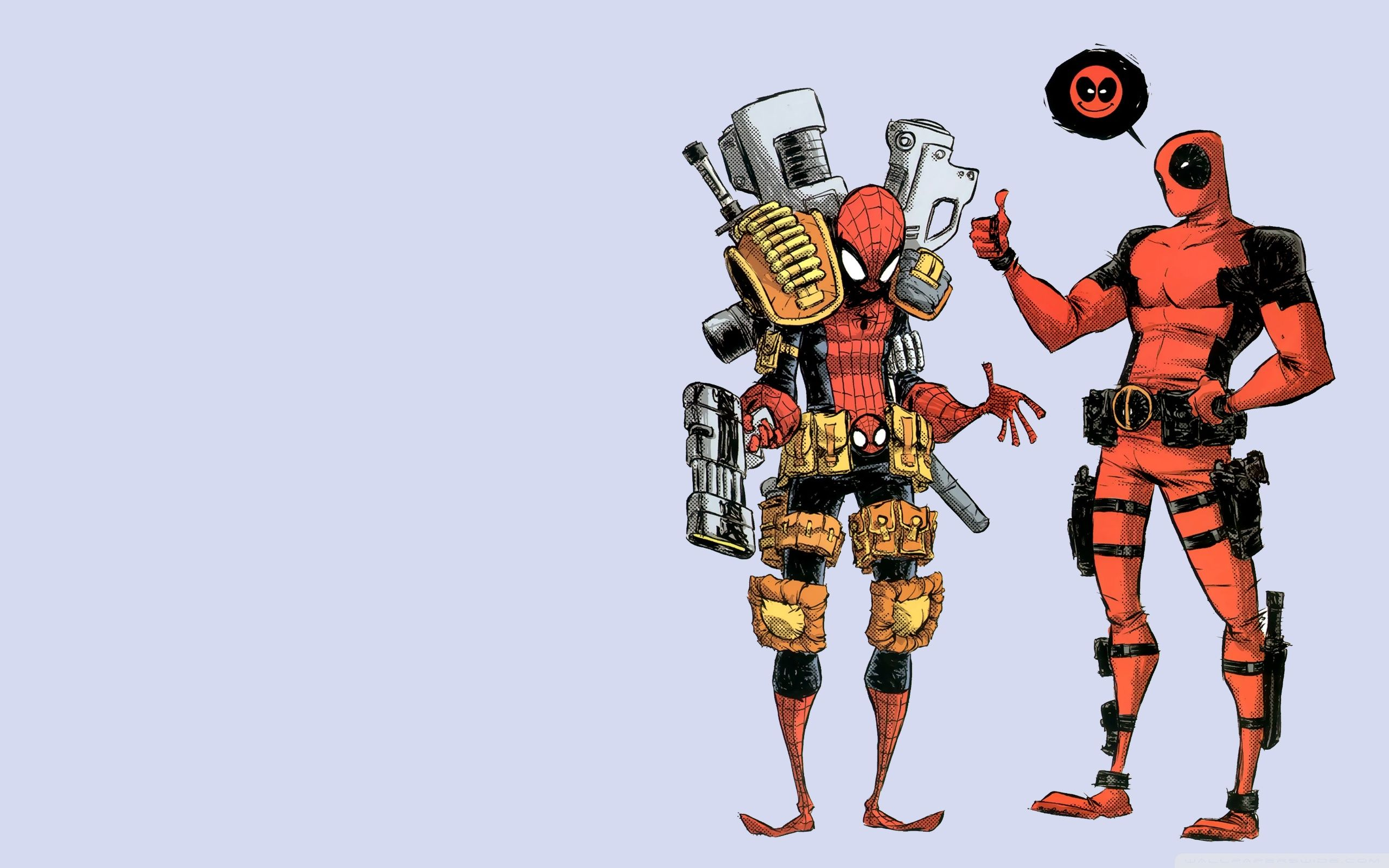 Wallpaper 4K Para Pc Deadpool Images