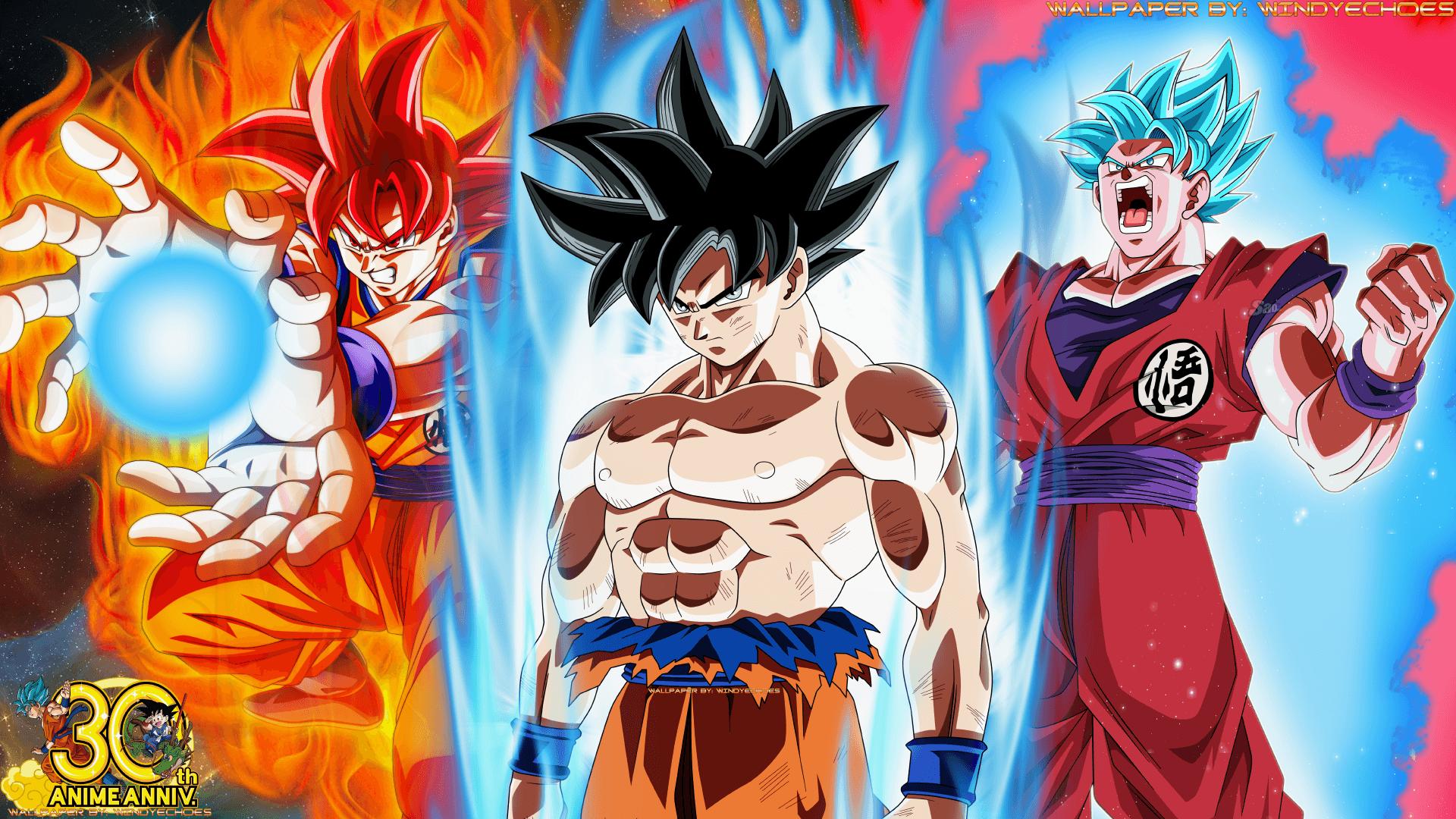 Goku God Mode Wallpapers Top Free Goku God Mode Backgrounds