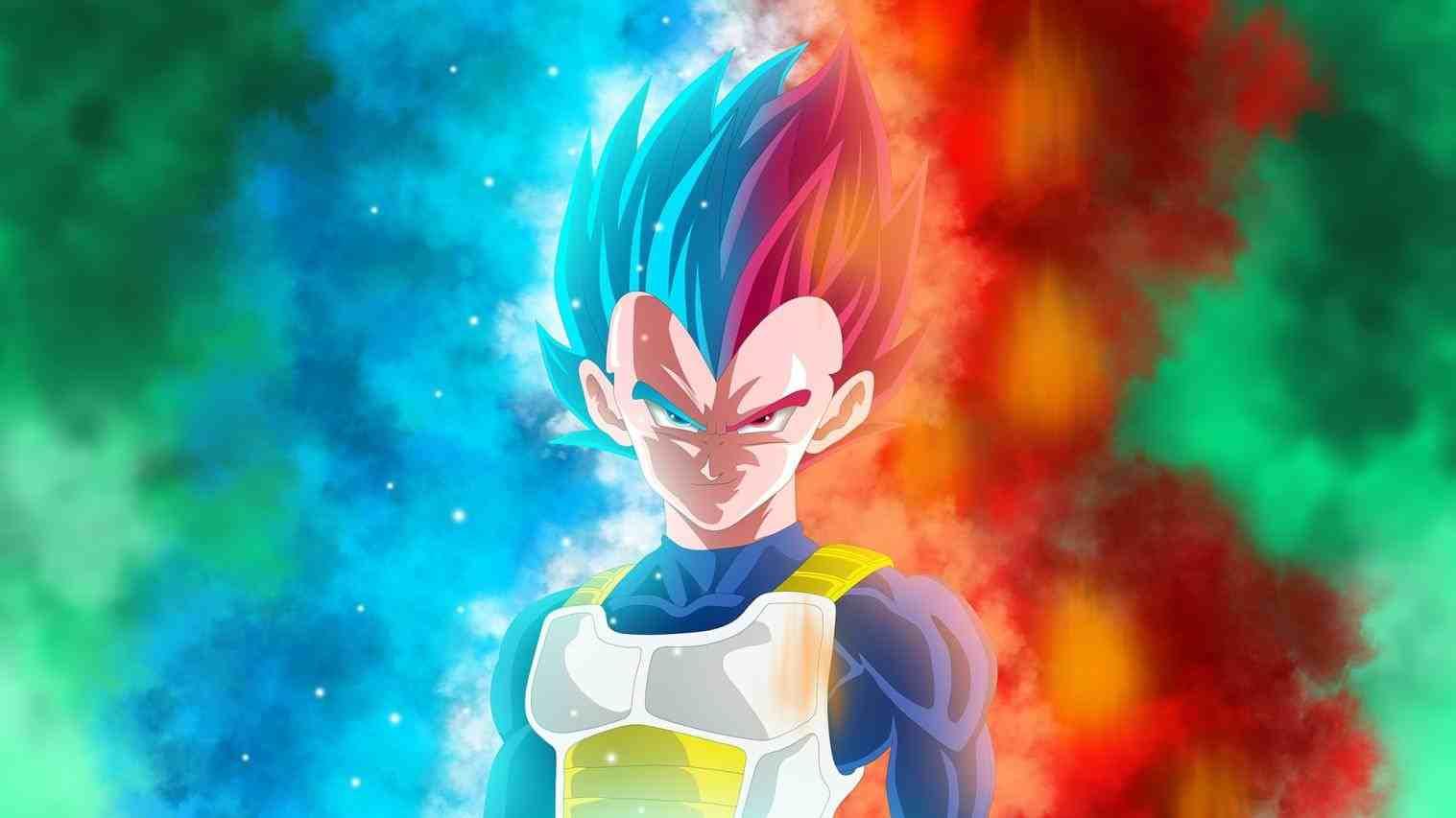 1080x1920 Goku Super Saiyan God Wallpaper For IPhone