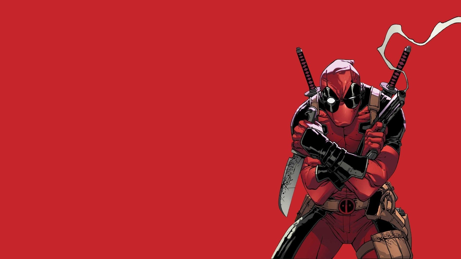 50 Best Free Spider Man Deadpool Wallpapers