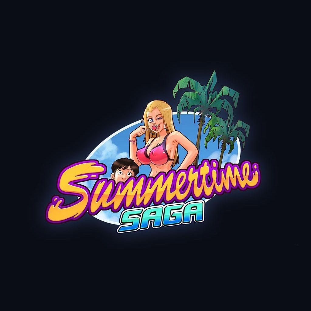 Summertime Saga Wallpaper