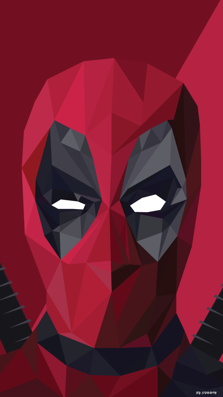 Android Mobile Deadpool Wallpaper