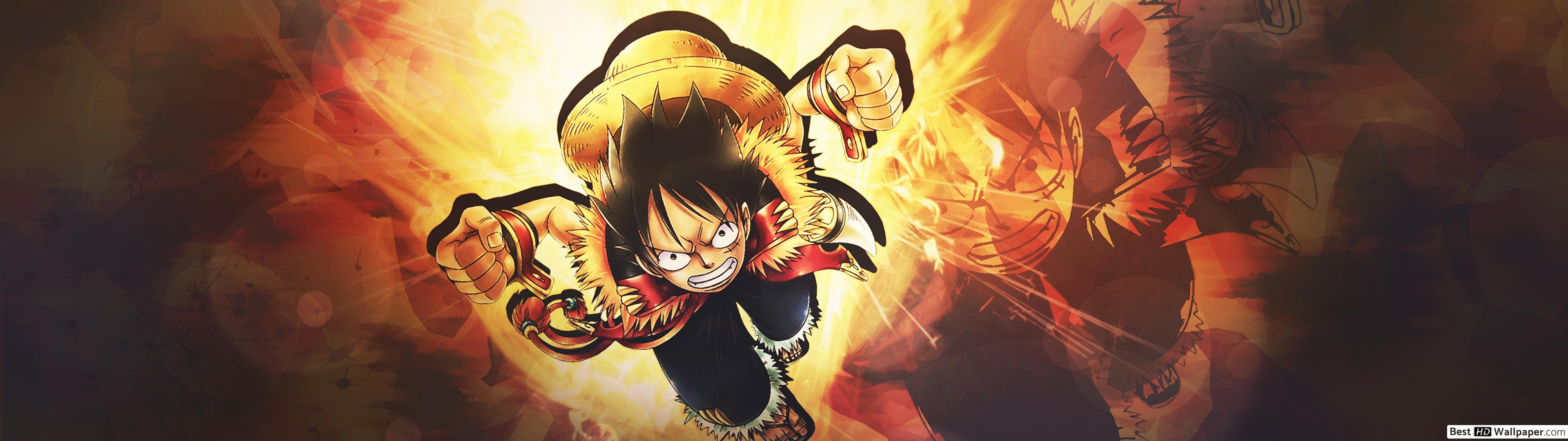 3840x1080 One Piece Wallpapers Top Free 3840x1080 One Piece Backgrounds Wallpaperaccess