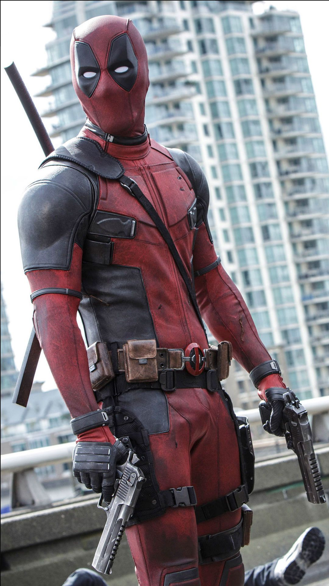 Android Deadpool Movie Wallpaper
