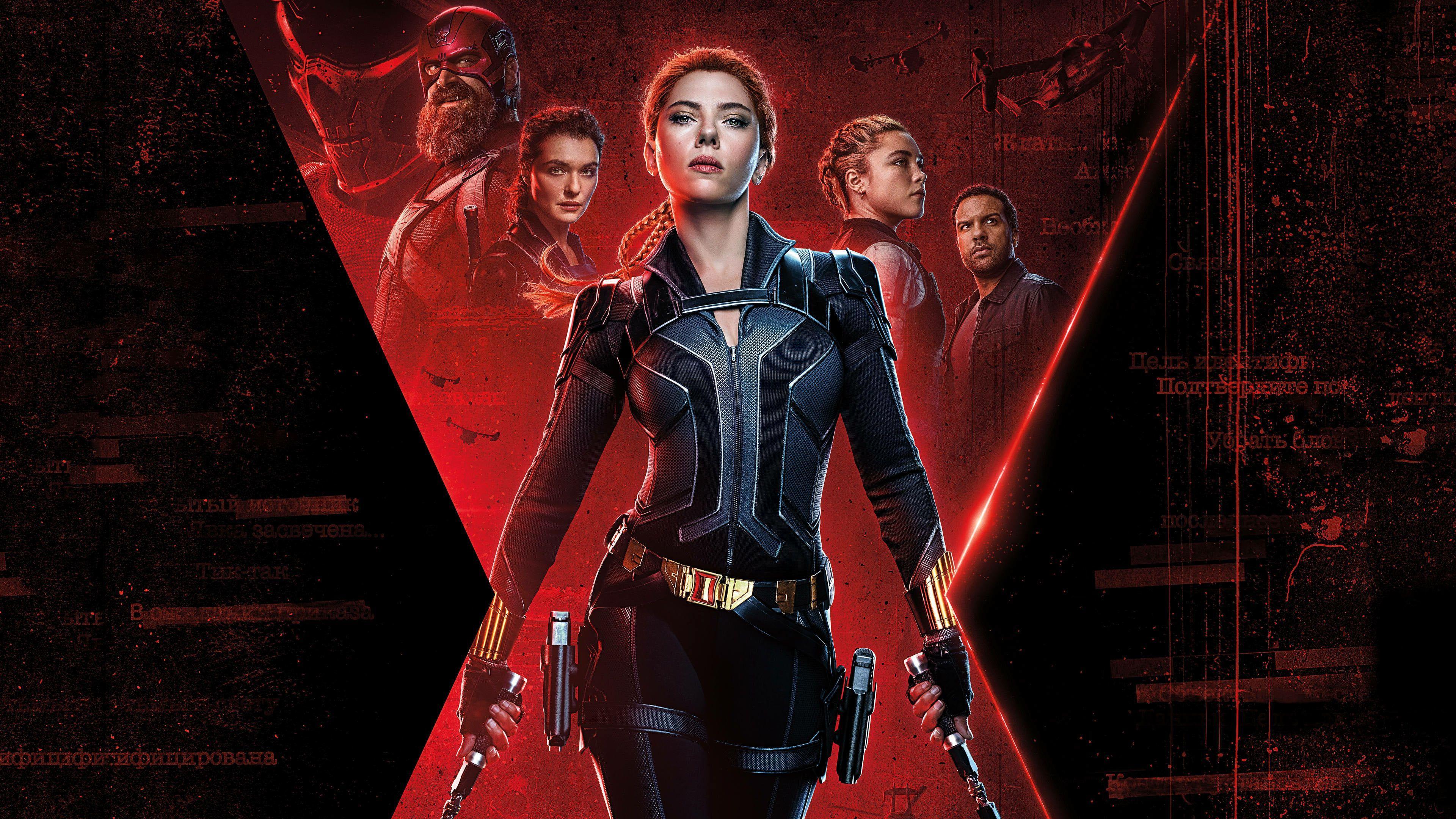 Black Widow Movie Wallpapers - Top Free Black Widow Movie Backgrounds -  WallpaperAccess