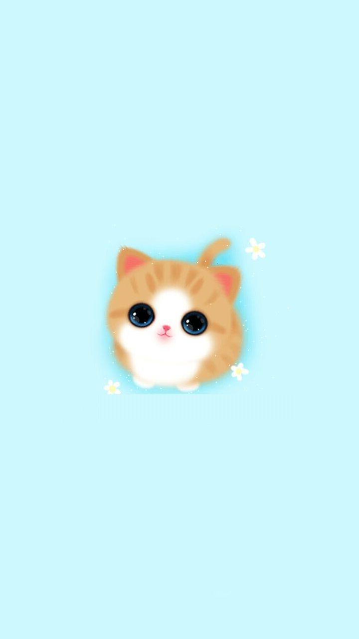 4000+ Wallpaper Biru Cute  Terbaru