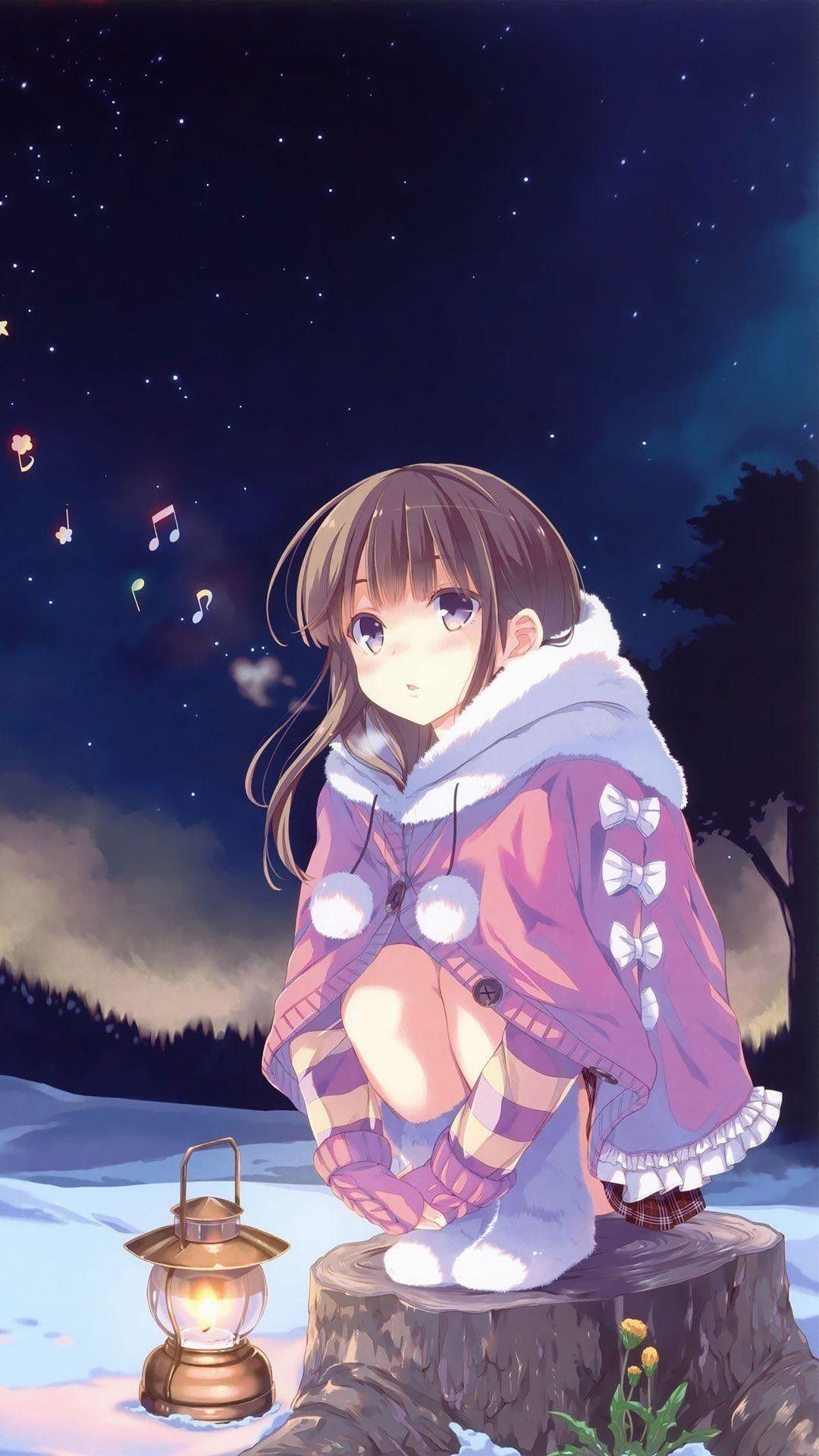 Anime Girl Phone Wallpapers - Top Free Anime Girl Phone ...
