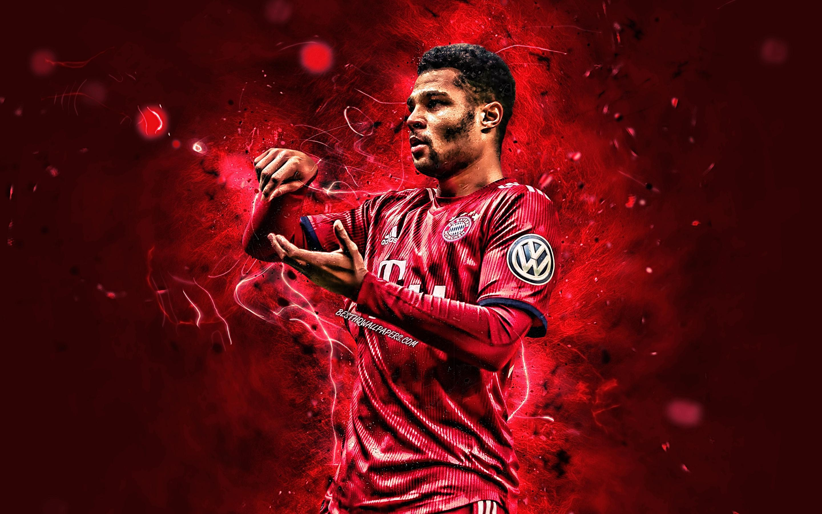 Serge Gnabry Wallpapers Top Free Serge Gnabry Backgrounds Wallpaperaccess