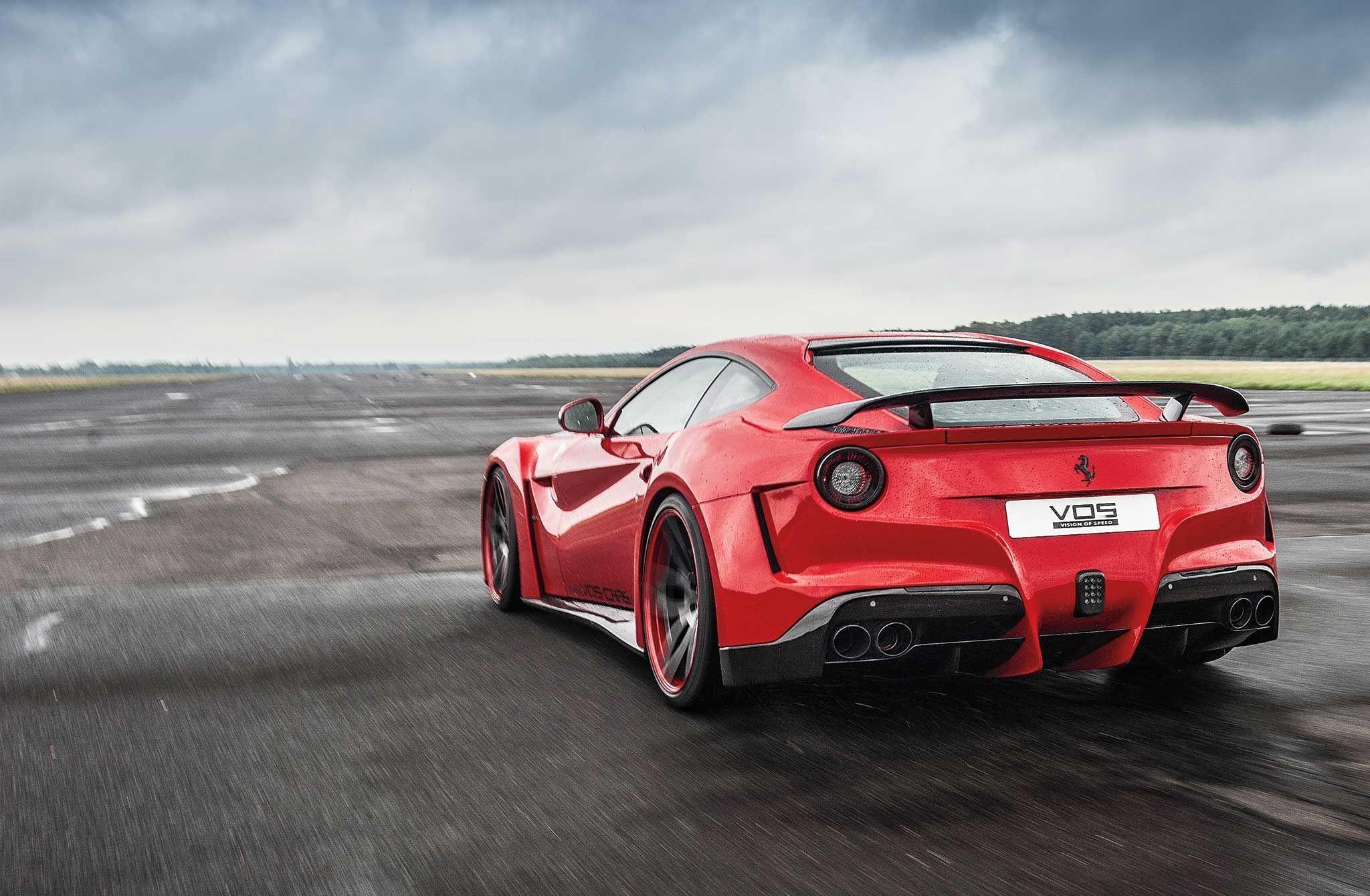 Get Ferrari F12 Tdf Wallpaper 4K  Pictures