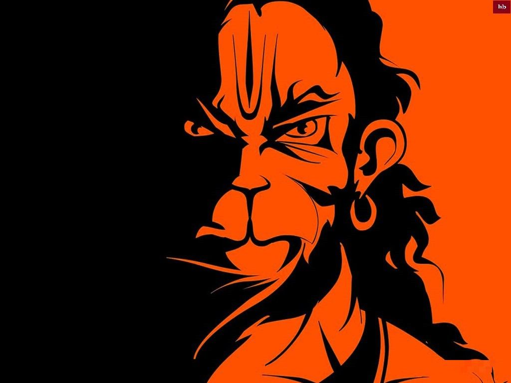 Angry Hanuman Wallpapers Top Free Angry Hanuman Backgrounds Wallpaperaccess