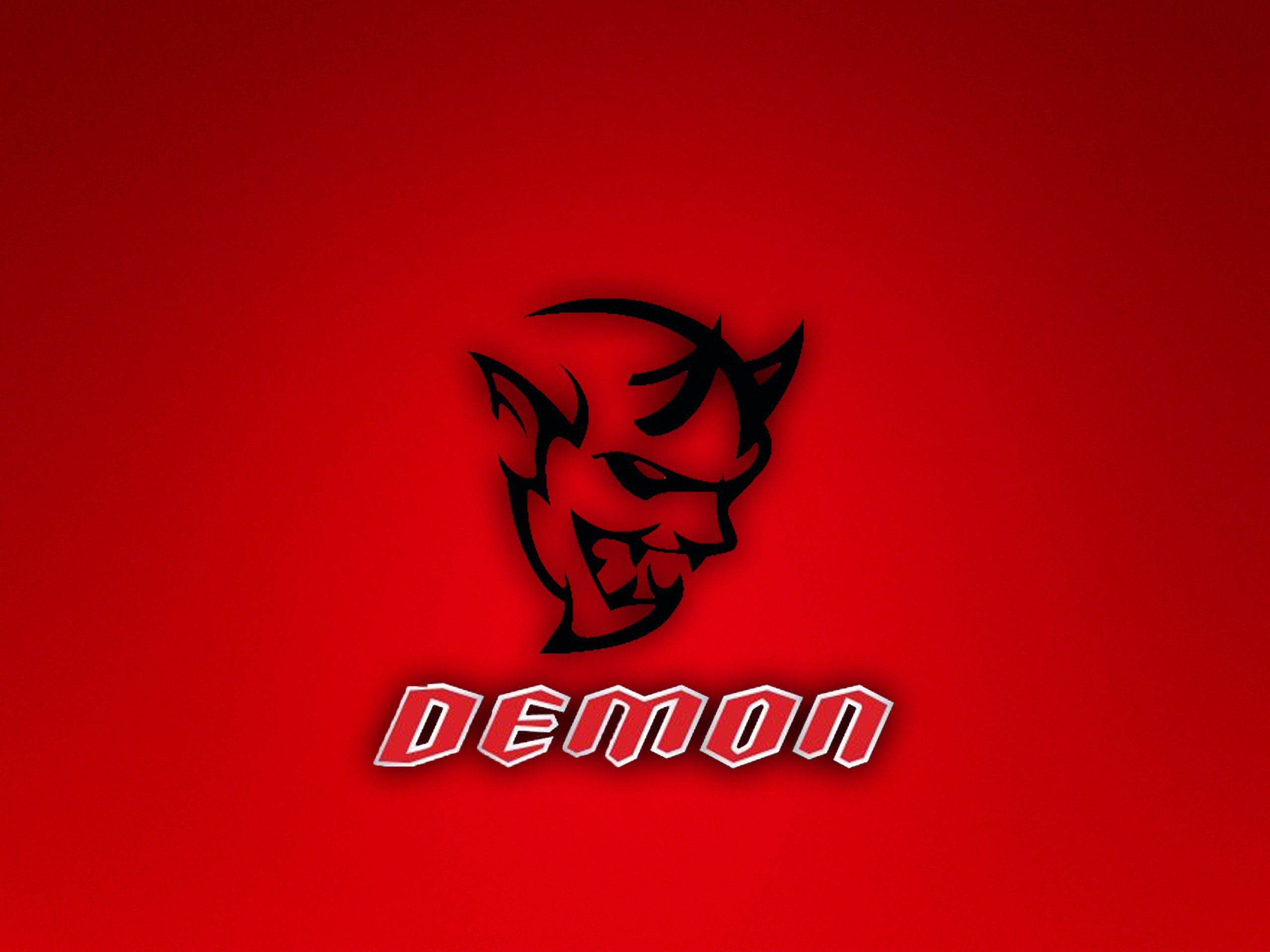 Demon Logo Wallpapers Top Free Demon Logo Backgrounds Wallpaperaccess