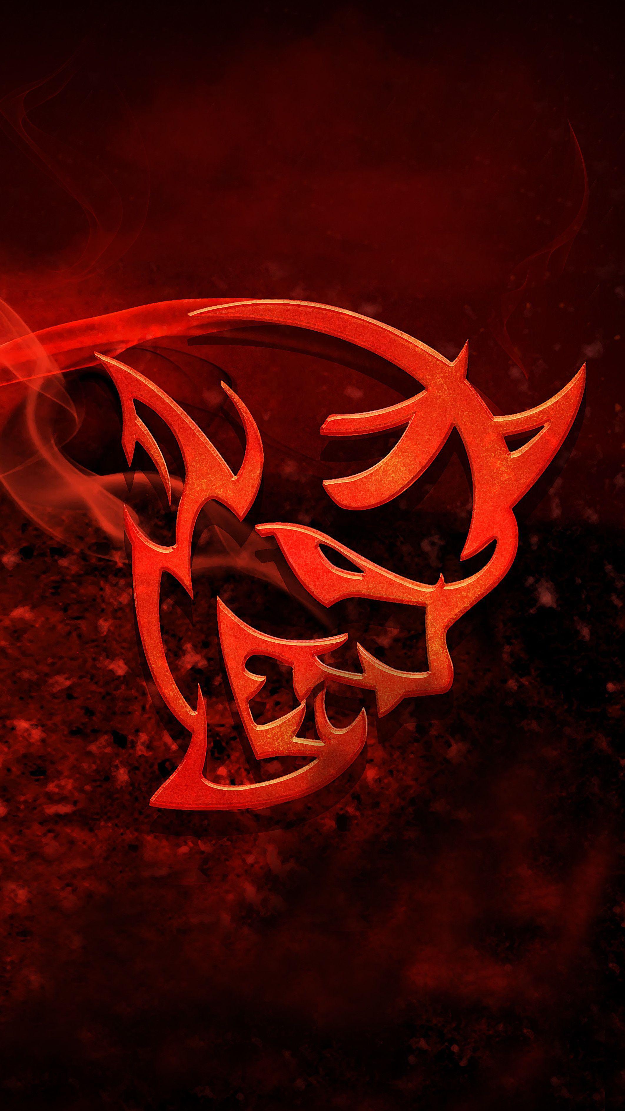 Demon Logo Wallpapers Top Free Demon Logo Backgrounds Wallpaperaccess